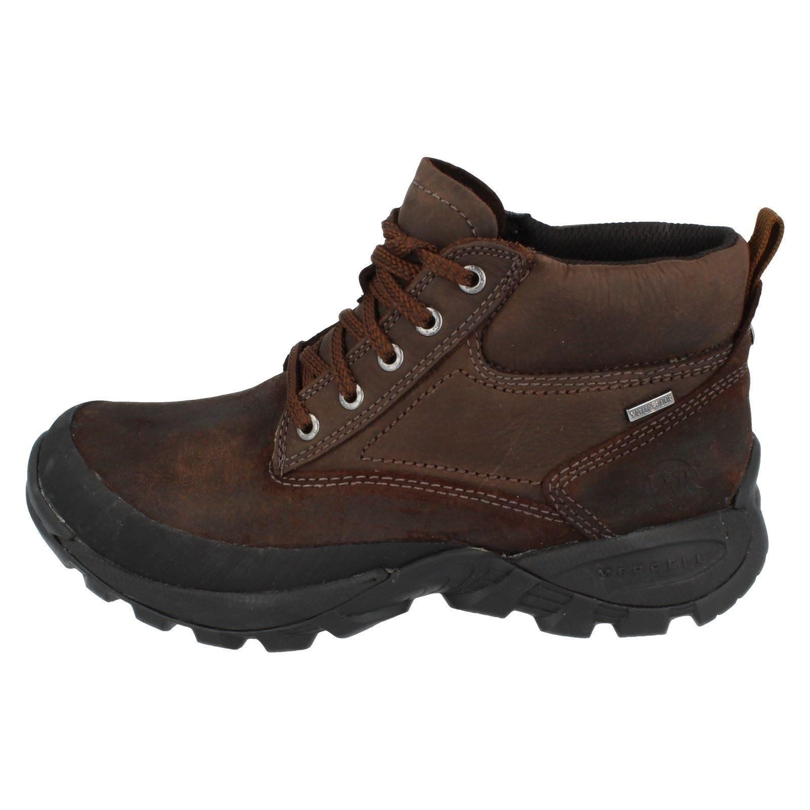 Mens Merrell Merrell Merrell Lace Up Ankle Stiefel 'Arlberg Waterproof' 5190b5