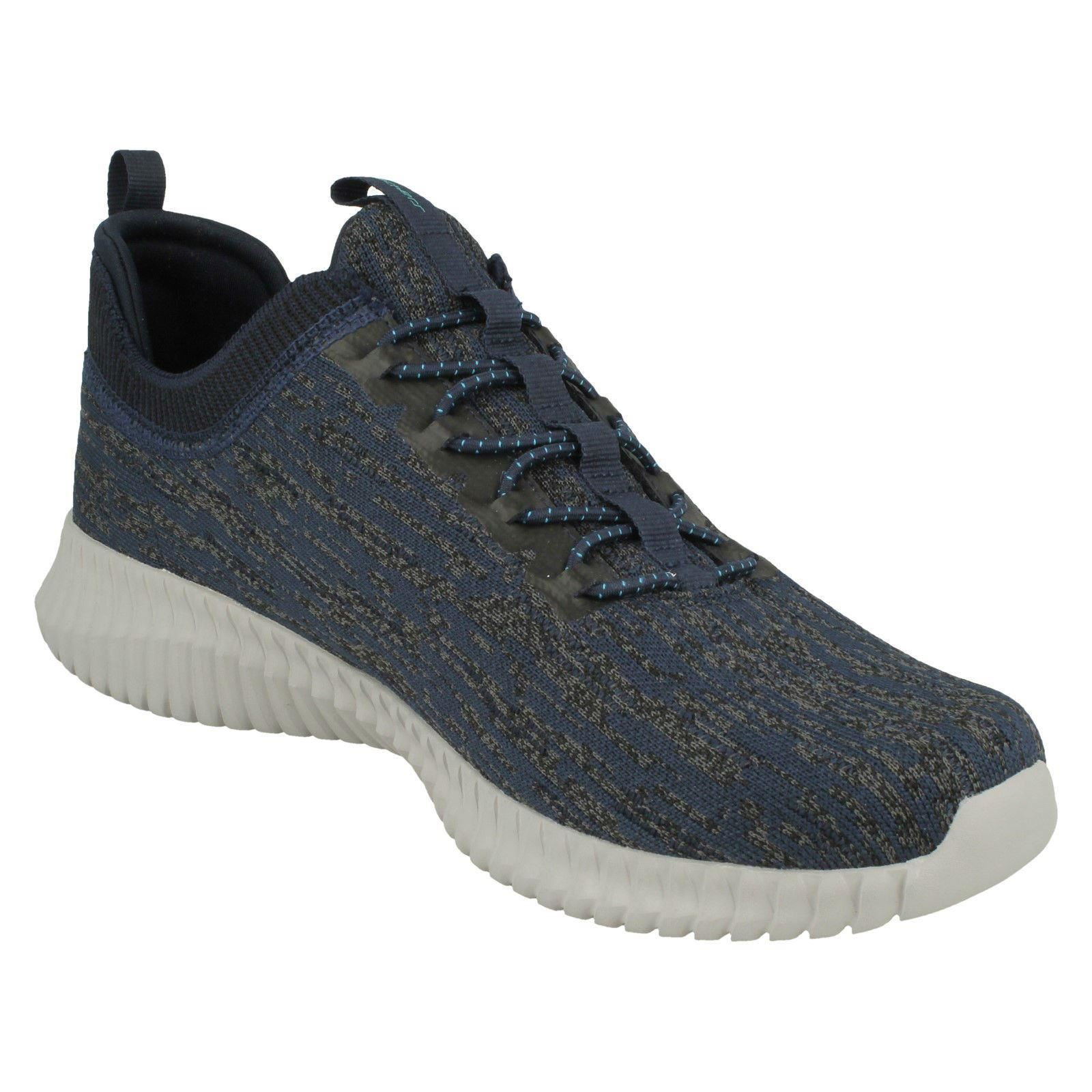 Mens Skechers Casual Memory Foam Trainers * Hartnell * 52642