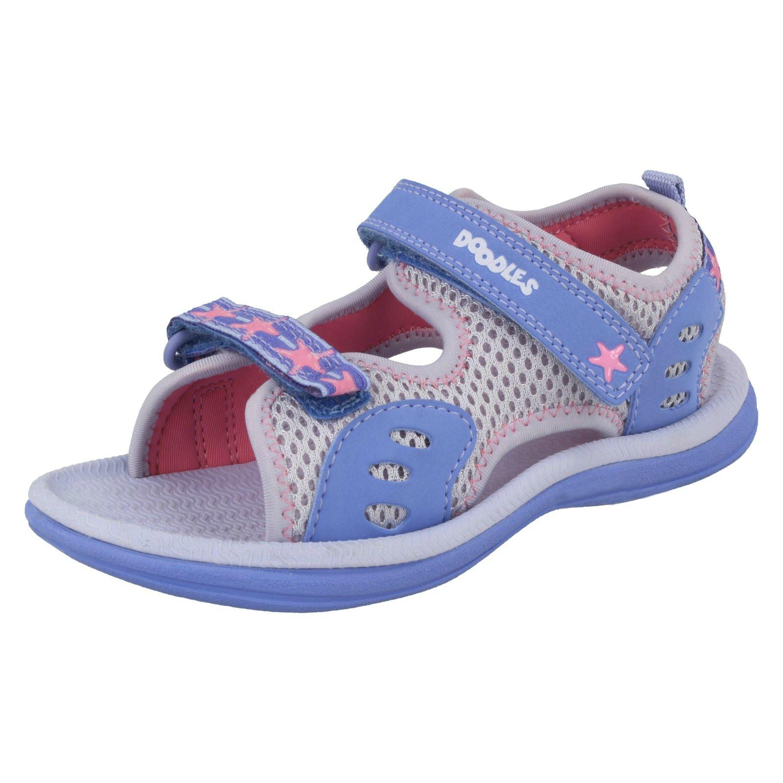 d33e5b1766f1 039-Clarks-Girls-039-Sandals-Star-Games thumbnail 3