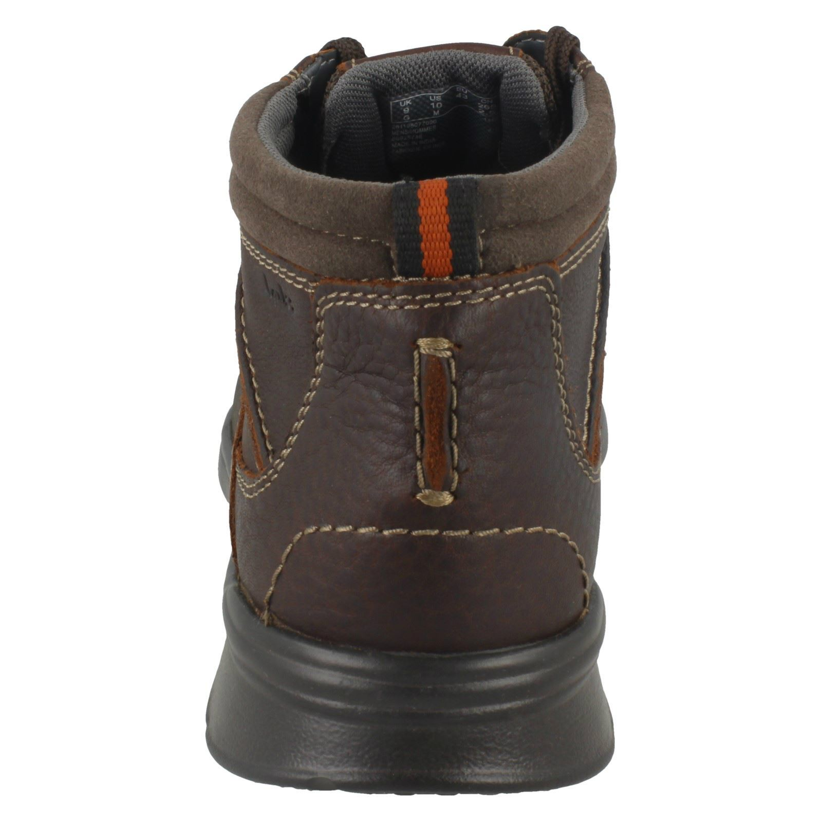 Mens-Clarks-Cotrell-Rise-Casual-Lace-Up-Ankle-Boots thumbnail 14