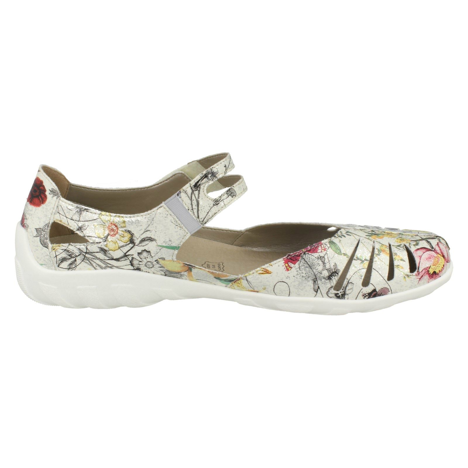 Ladies Remonte Casual Flat shoes - - - R3412 50ad21