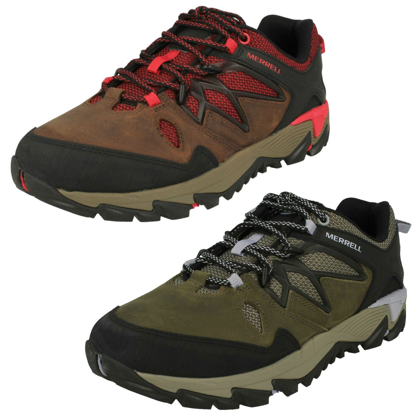 31c8acf7d69 Details about Ladies Merrell All Out Blaze 2 Walking Trainers