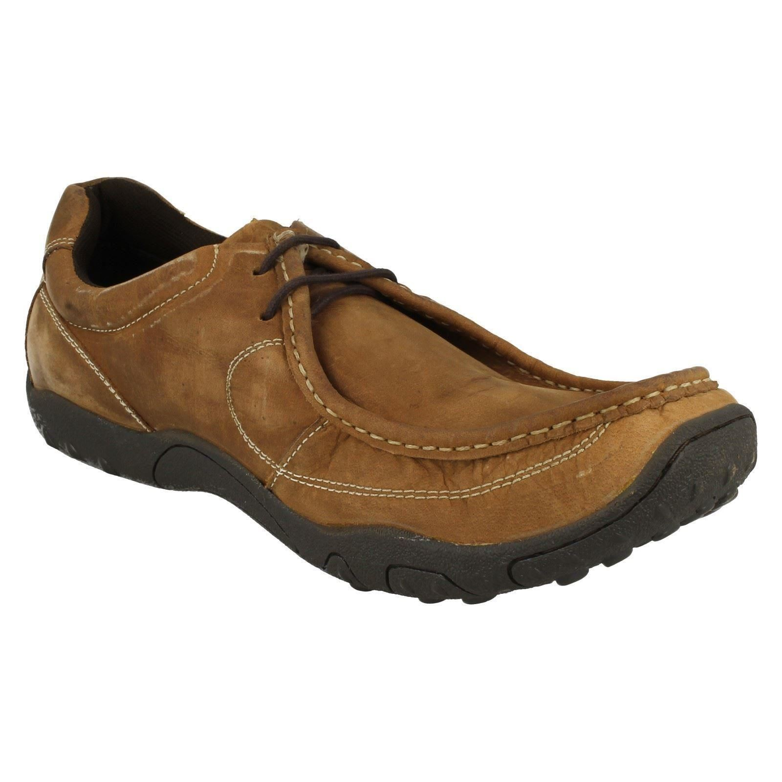 Para Hombre Pod con cordones Informal Zapato * NV 324 *