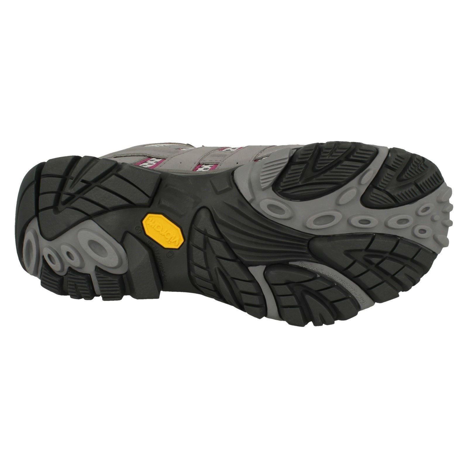 grigio ghiaccio J65263' 'moab Ladies Boots grigio Merrell Walking Gtx Mid 2 0xzwO8Oaq