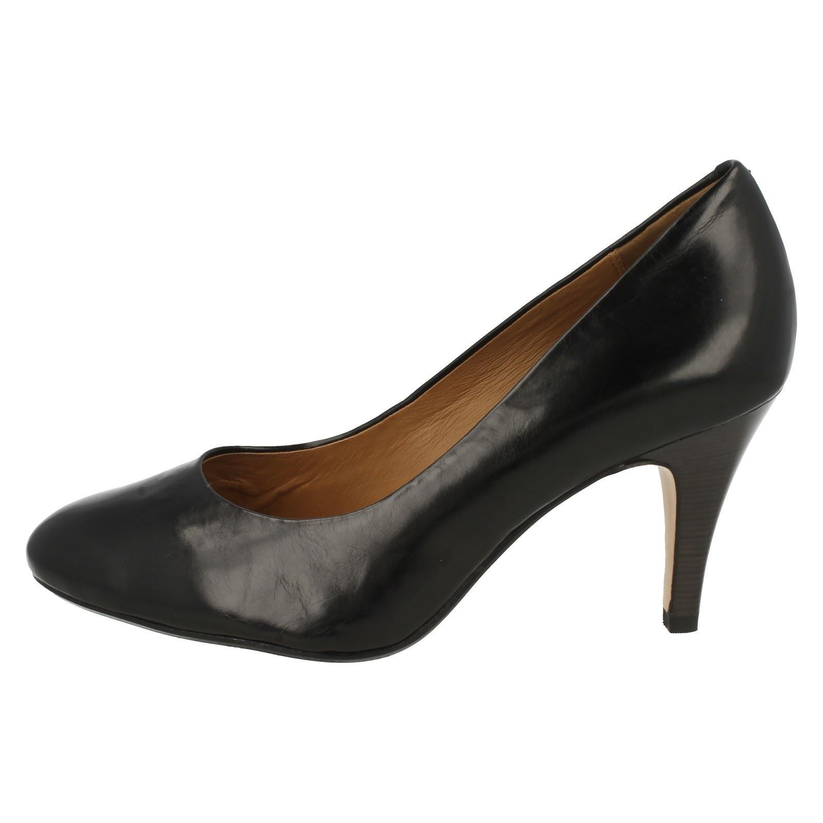 damas 'clifton Smart Bridge' Negro Court para Clarks Zapatos fqZvXHwIx