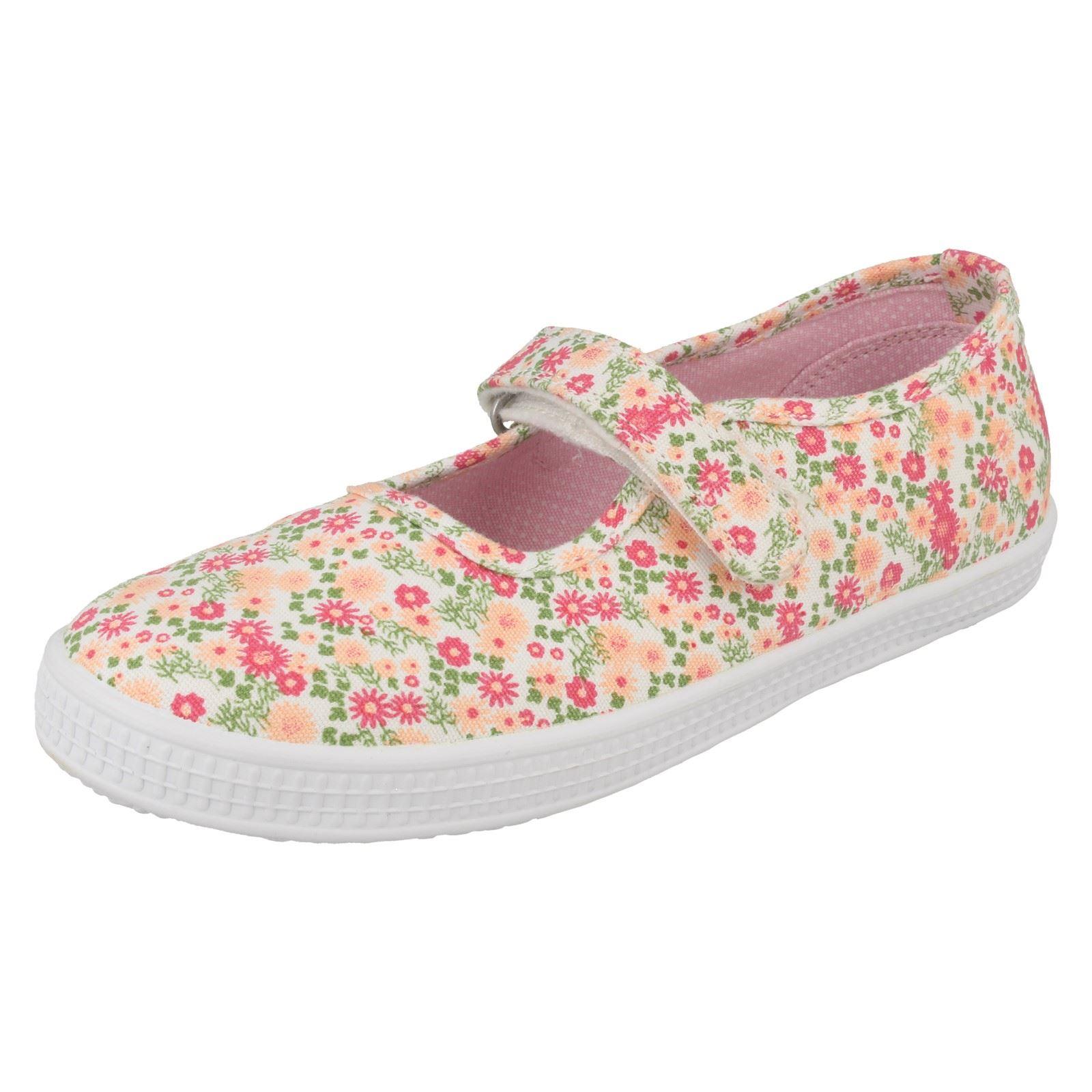 Girls Startrite Casual Canvas Shoes /'Portofino/'