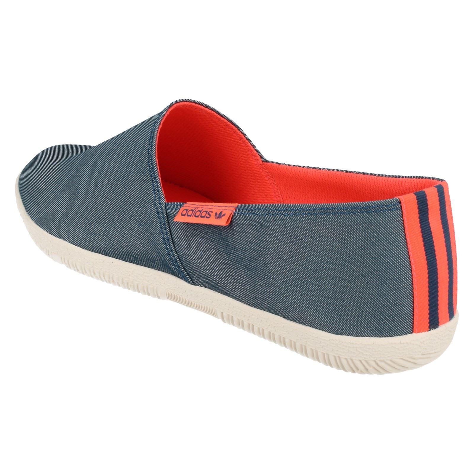 Mens-Adidas-Adidrill-Canvas-Pumps thumbnail 12