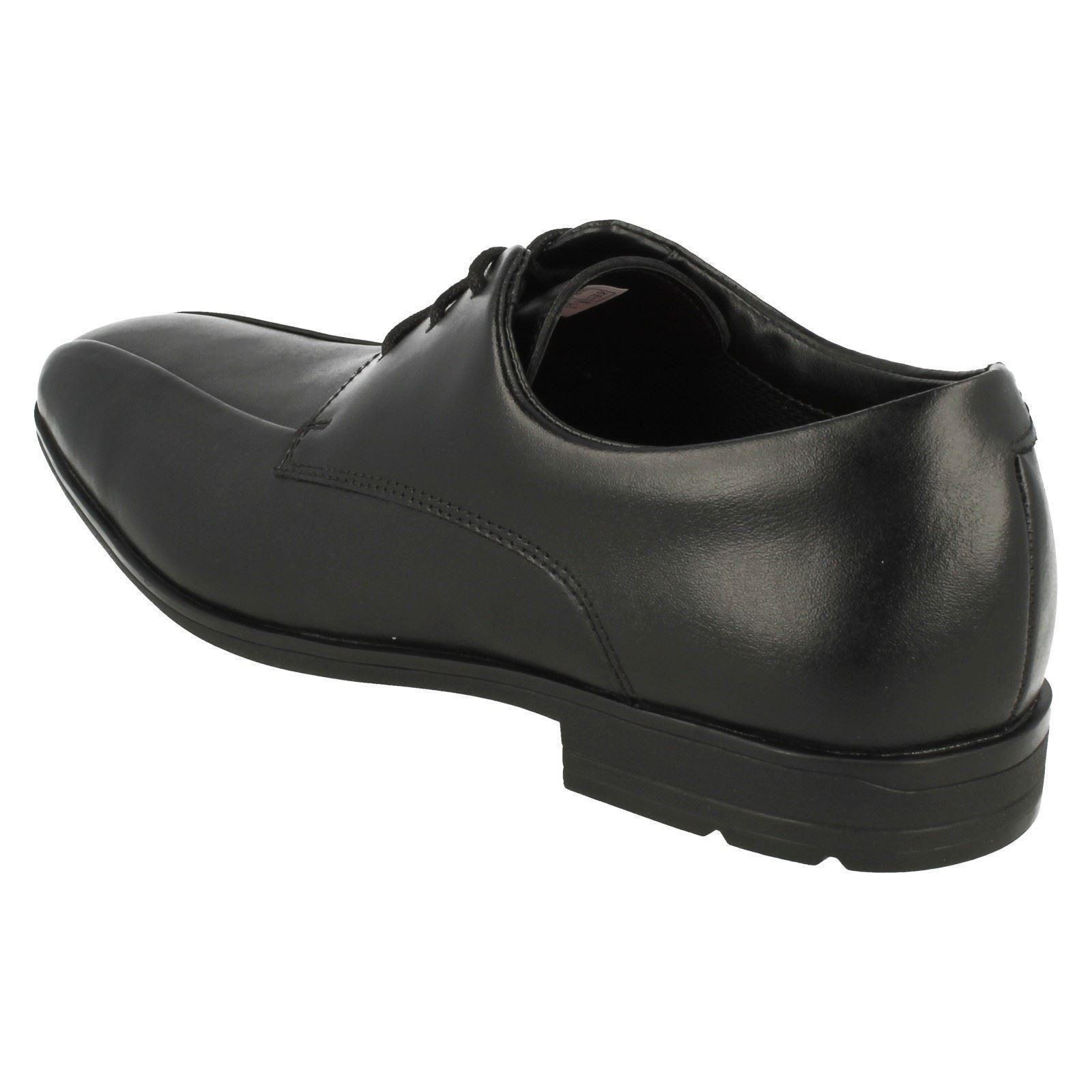 Black para Clarks Zapatillas escolares Lad niños Willis x108nTzqOn