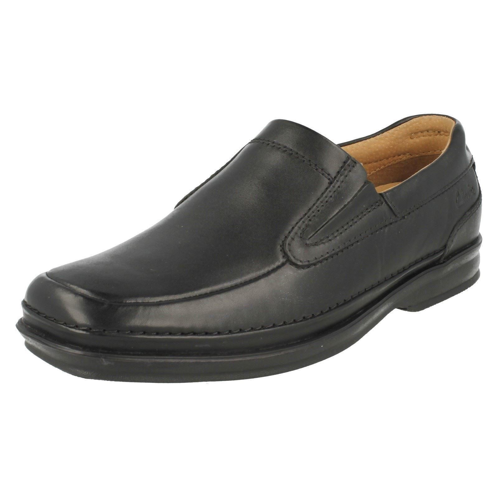 Uomo Clarks Extra Wide Step Slip On Schuhes, Scopic Step Wide 0988df