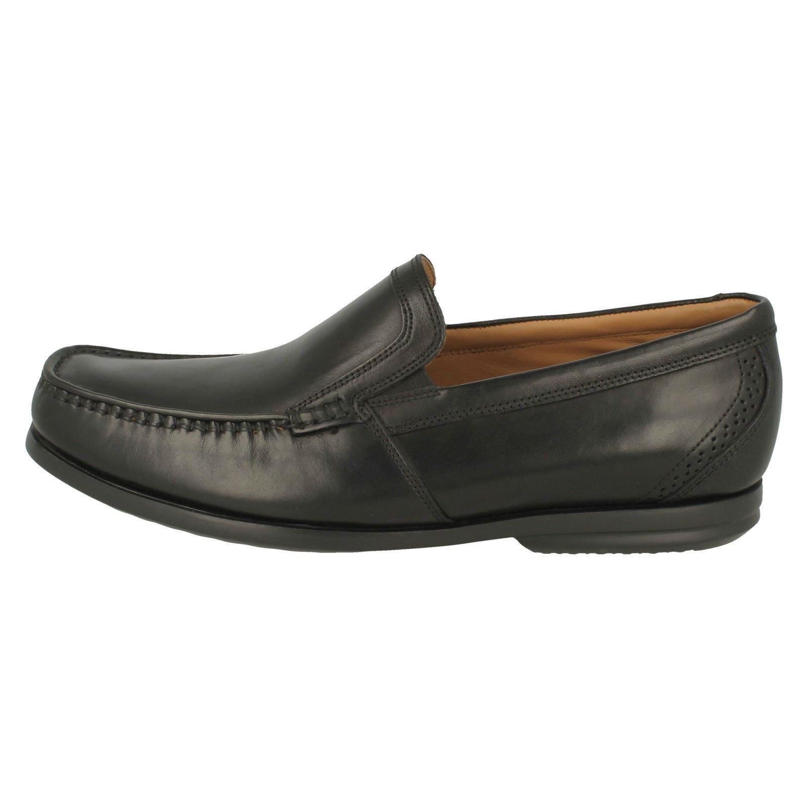 Mens Loafers Clarks Slip On Formal Loafers Mens Un Gala Free 6c3b81