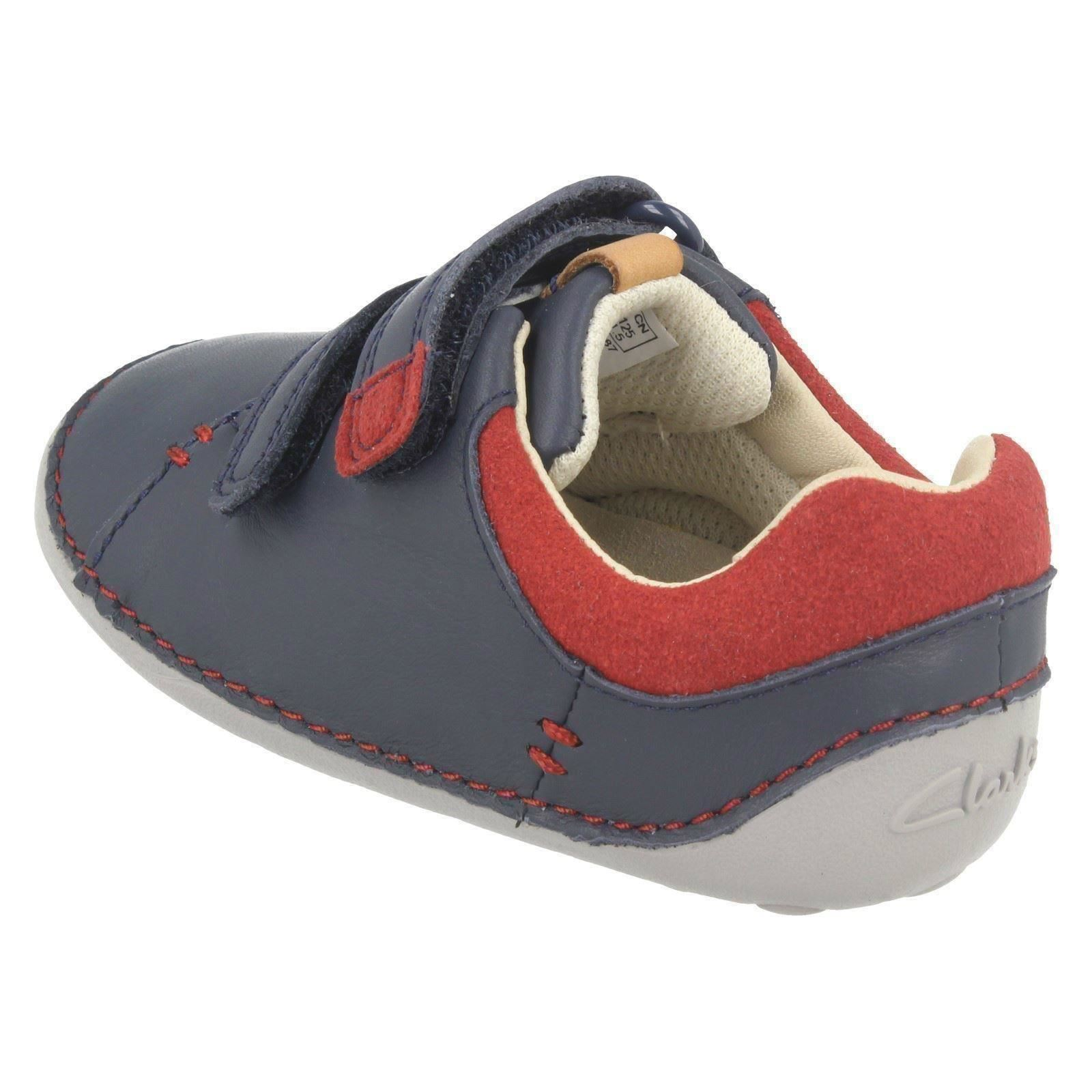 Clarks Boys First Shoes - Tiny Toby