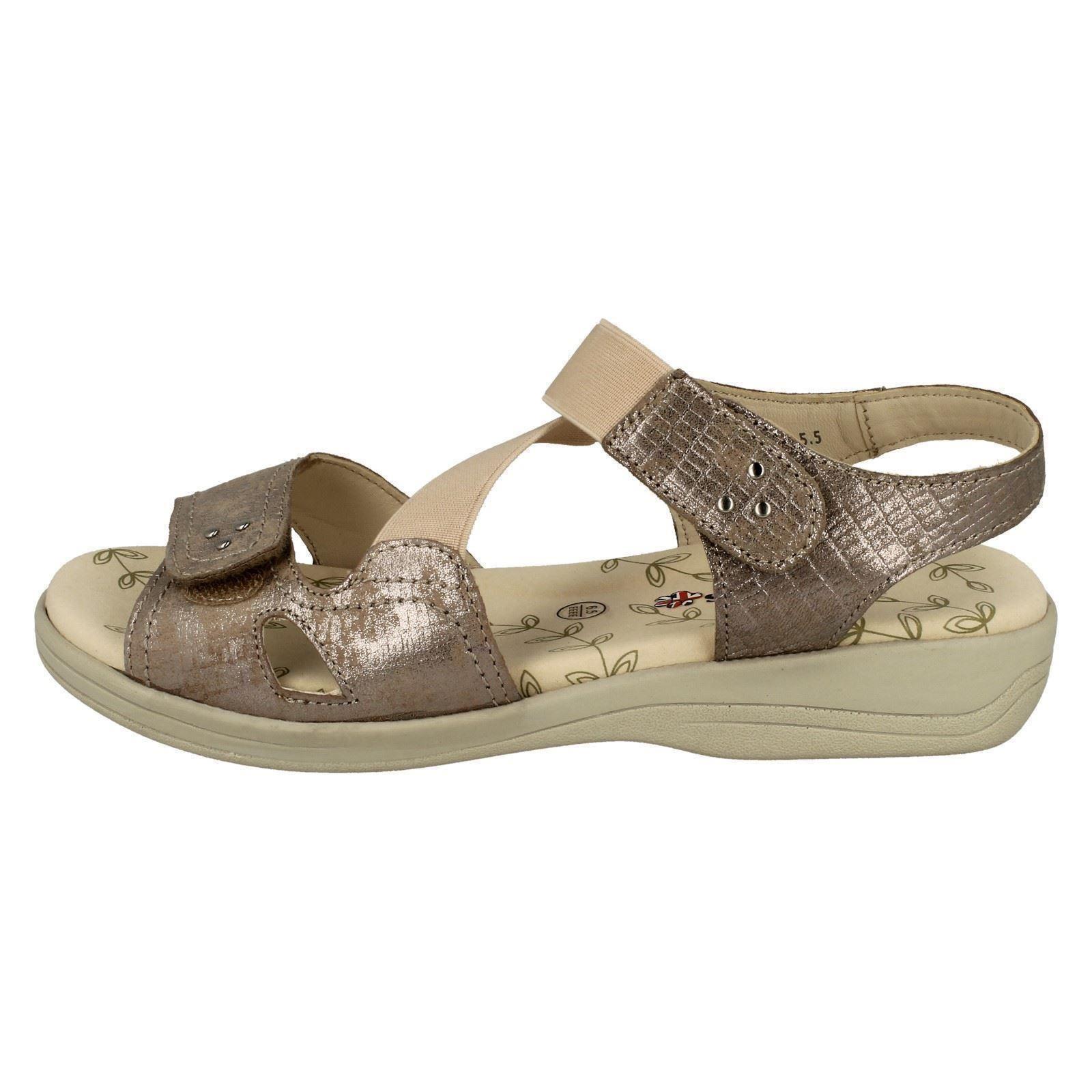 Ladies Padders Con Cinturini Sandali Casual Casual Casual CROCIERA e53e85