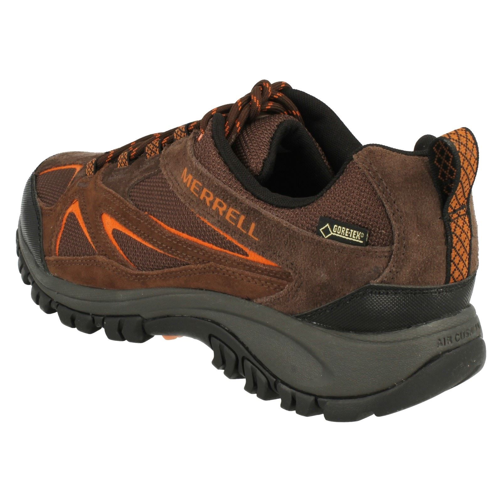 Dark tex Phoenix Merrell Mens Shoes brown Bluff Casual Brown Gore SCwq0Un