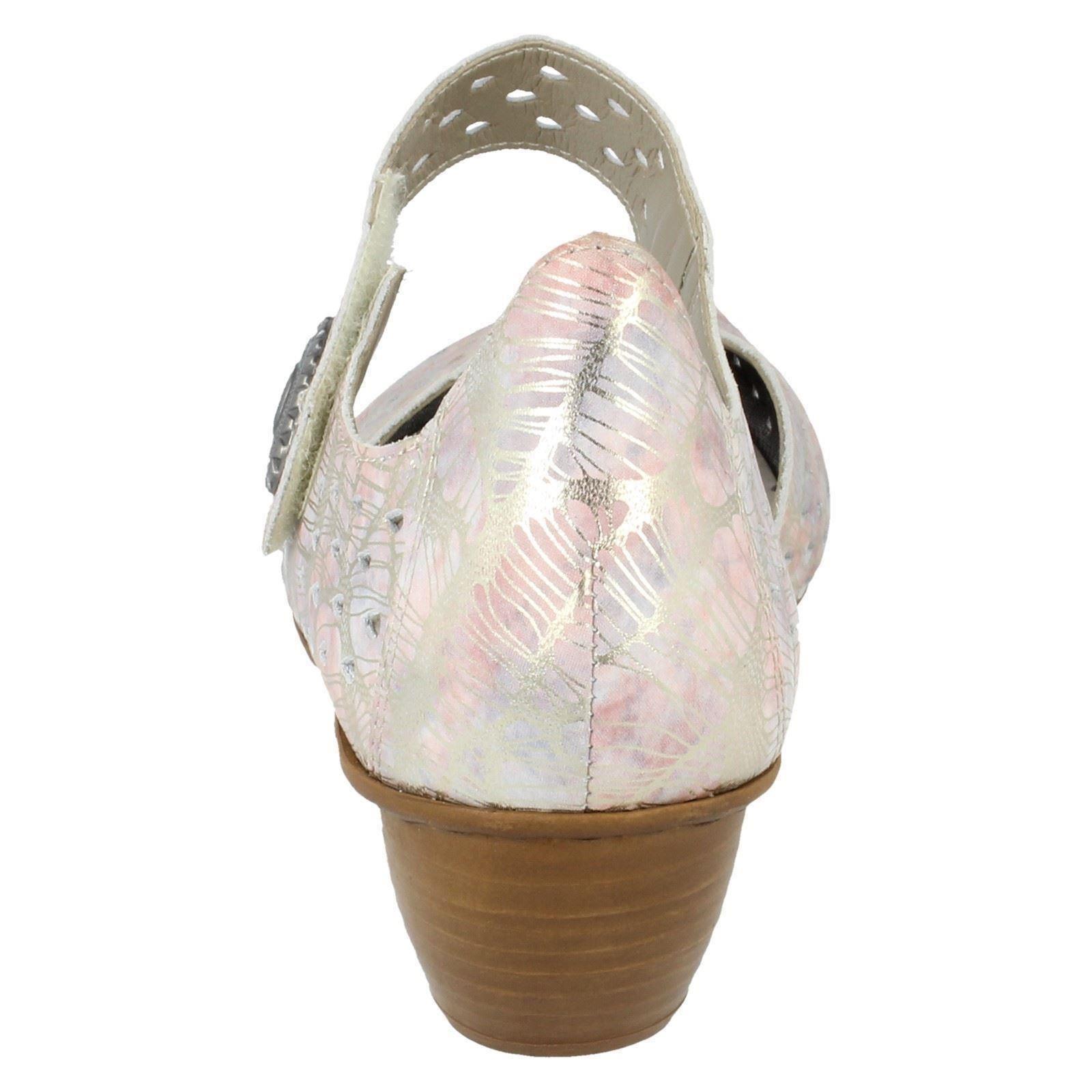 43758 Shoes Ladies Multi Hook Rieker amp; Loop wfxfzCUnq1