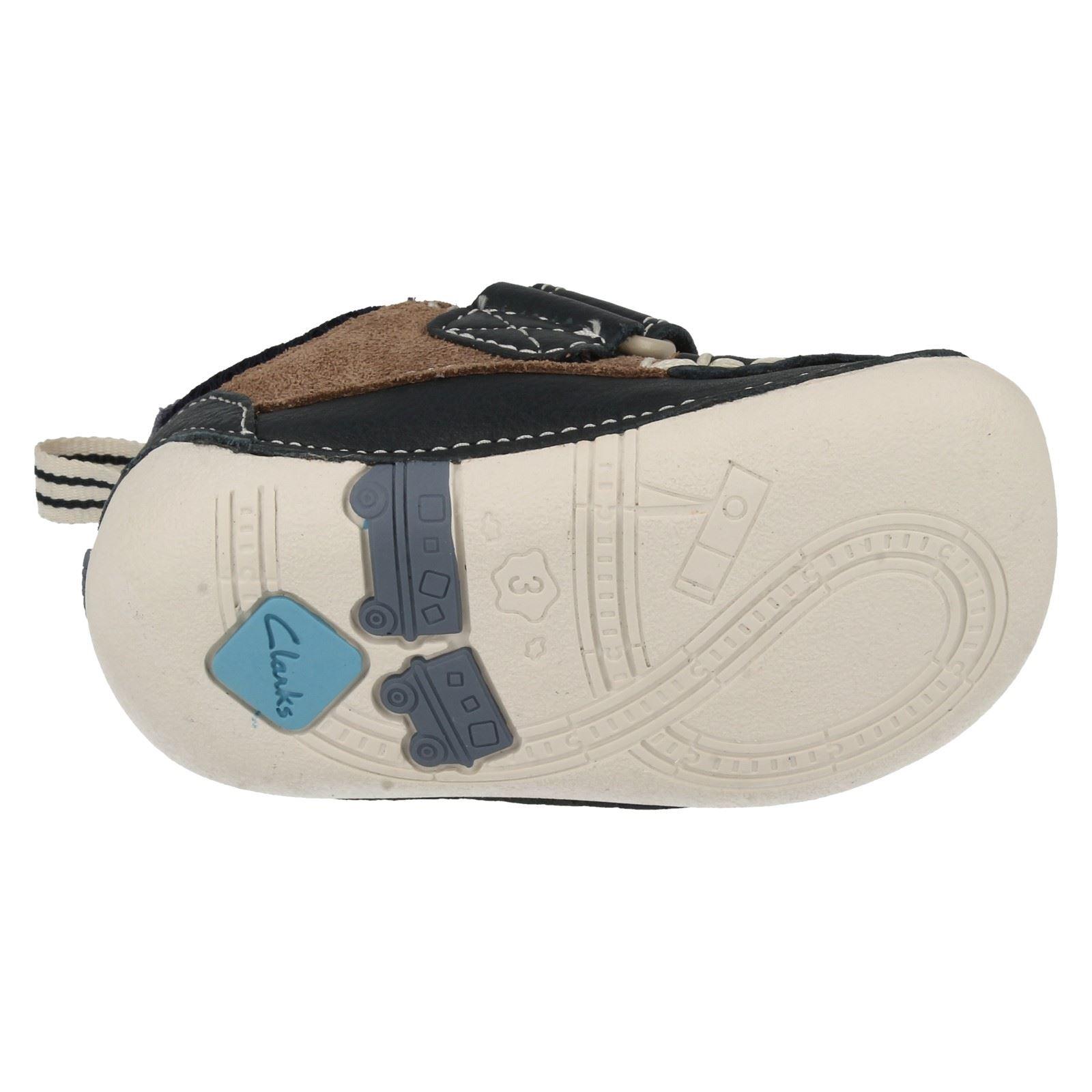 Boys Clarks Cruiser Shoes Cruiser Deck