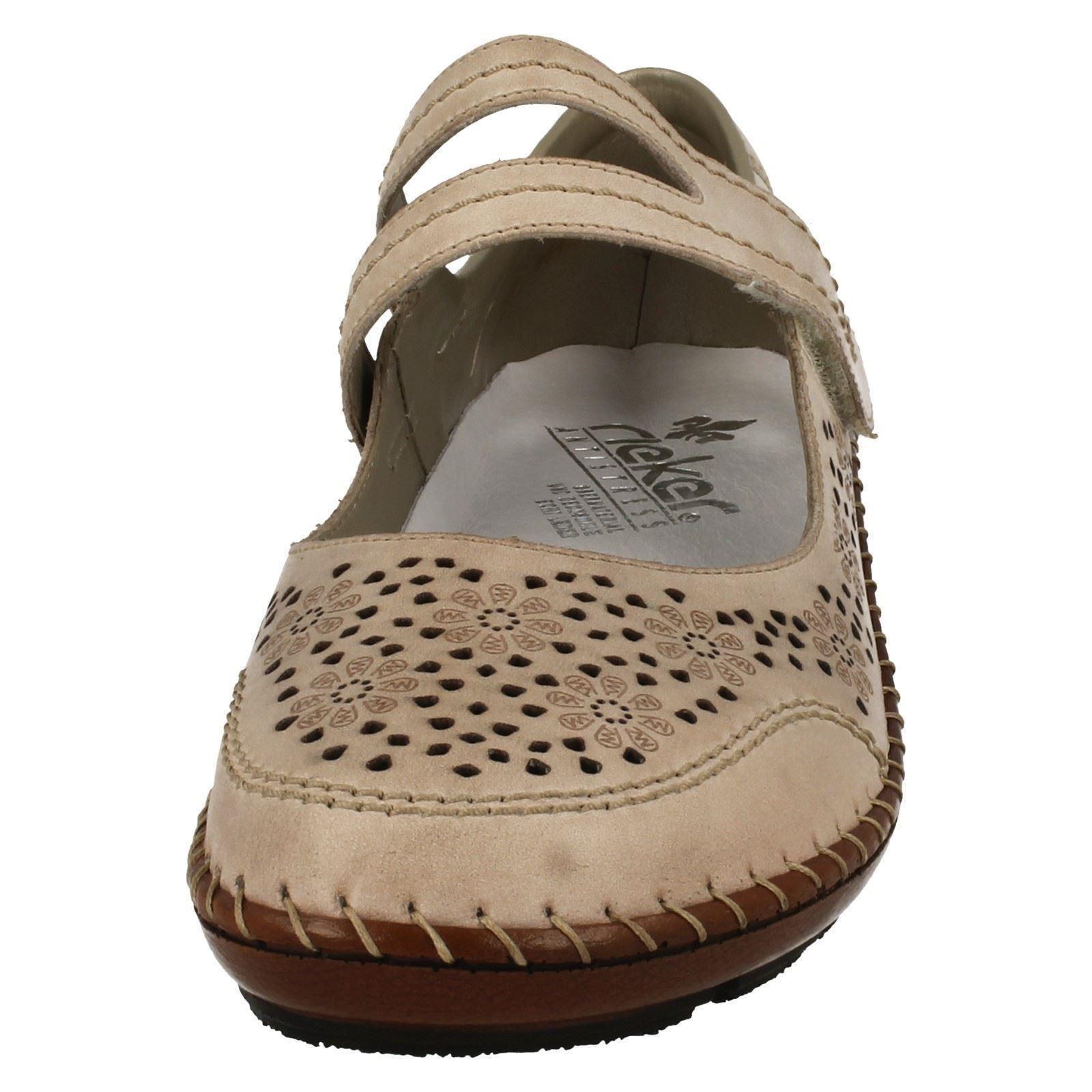 Ladies Rieker Antistress Antistress Antistress shoes 44875 66a8b8