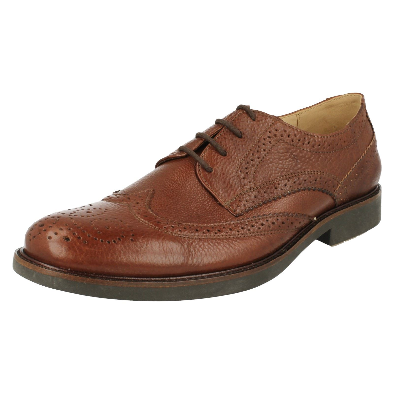 Uomo Schuhes Anatomic Smart Brogue Styled Schuhes Uomo Palma 54cfe9