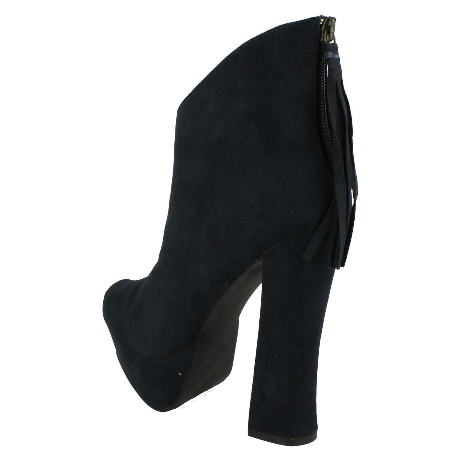Ladies-Suedette-Heeled-Boots-by-CoCo