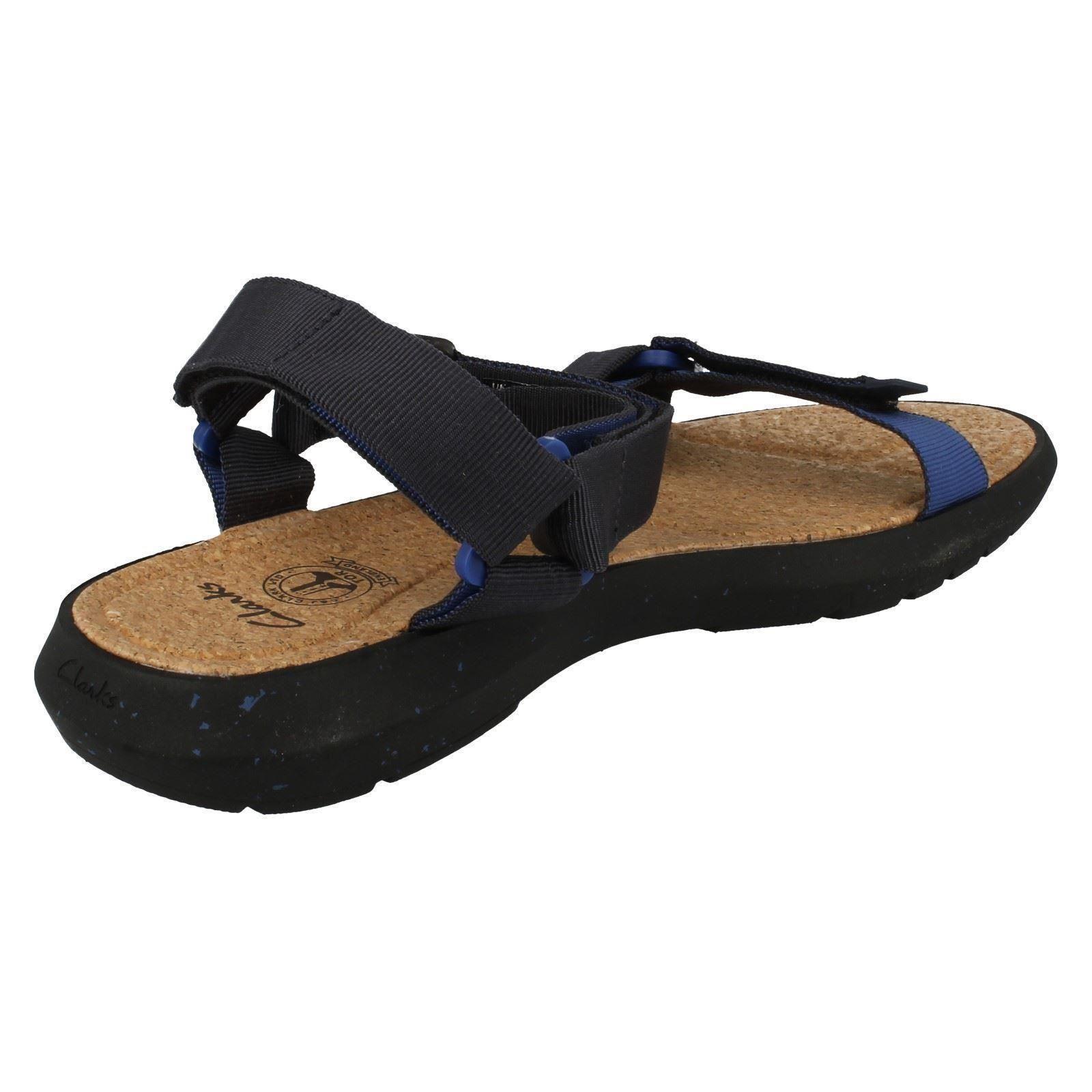 7c4d2dd6617 Mens Clarks Pilton Brave Casual Summer Sandals