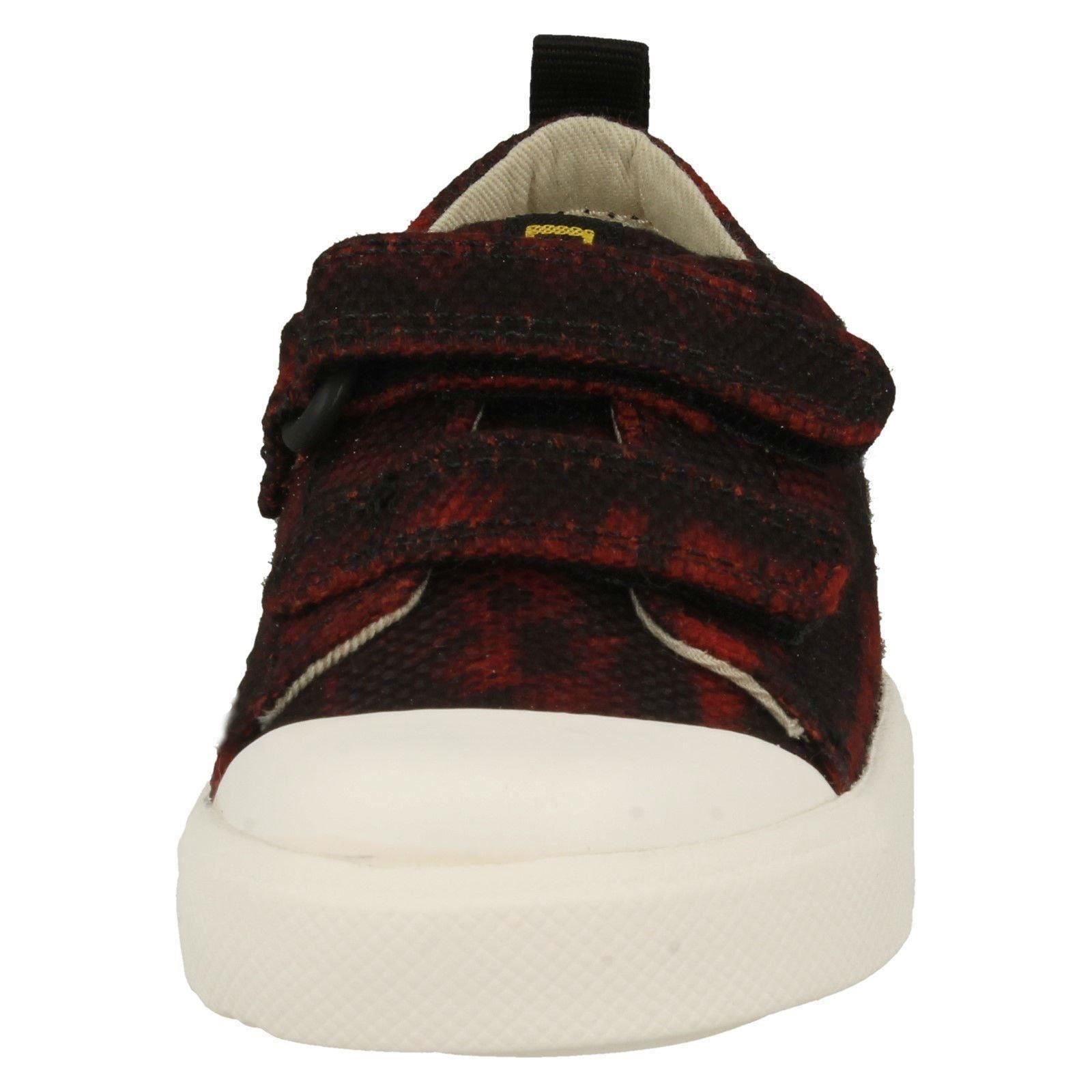 Childrens Boys Girls National Geographic Detailed Canvas Shoes City Geo T