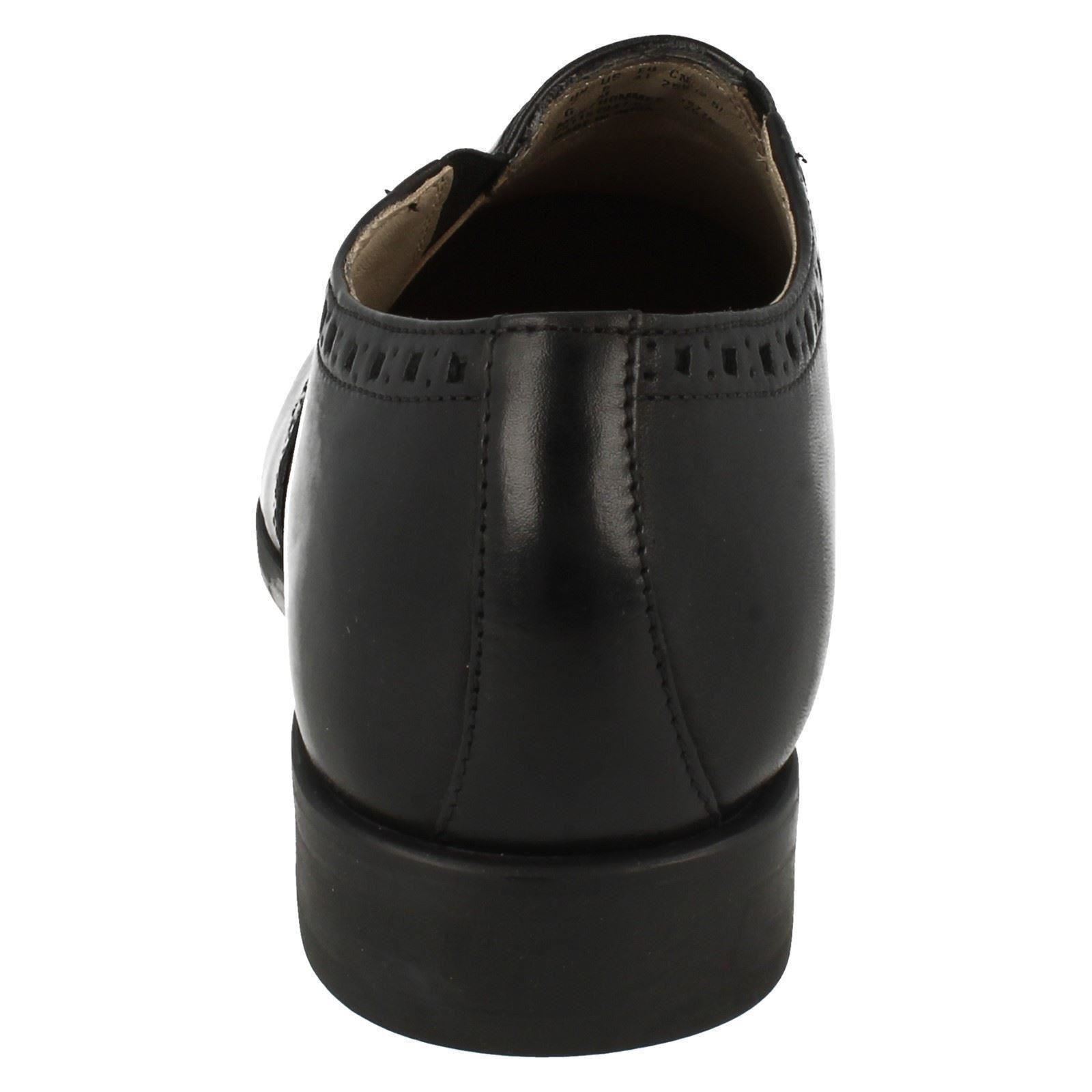 Herren Clarks Formal Slip Schuhes On Schuhes Slip 'Amieson Slip' f3fa22