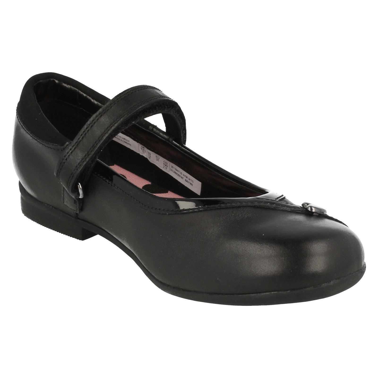 Girls Clarks Smart School Shoes Movello Lo Kids' Clothes, Shoes & Accs. Girls' Shoes