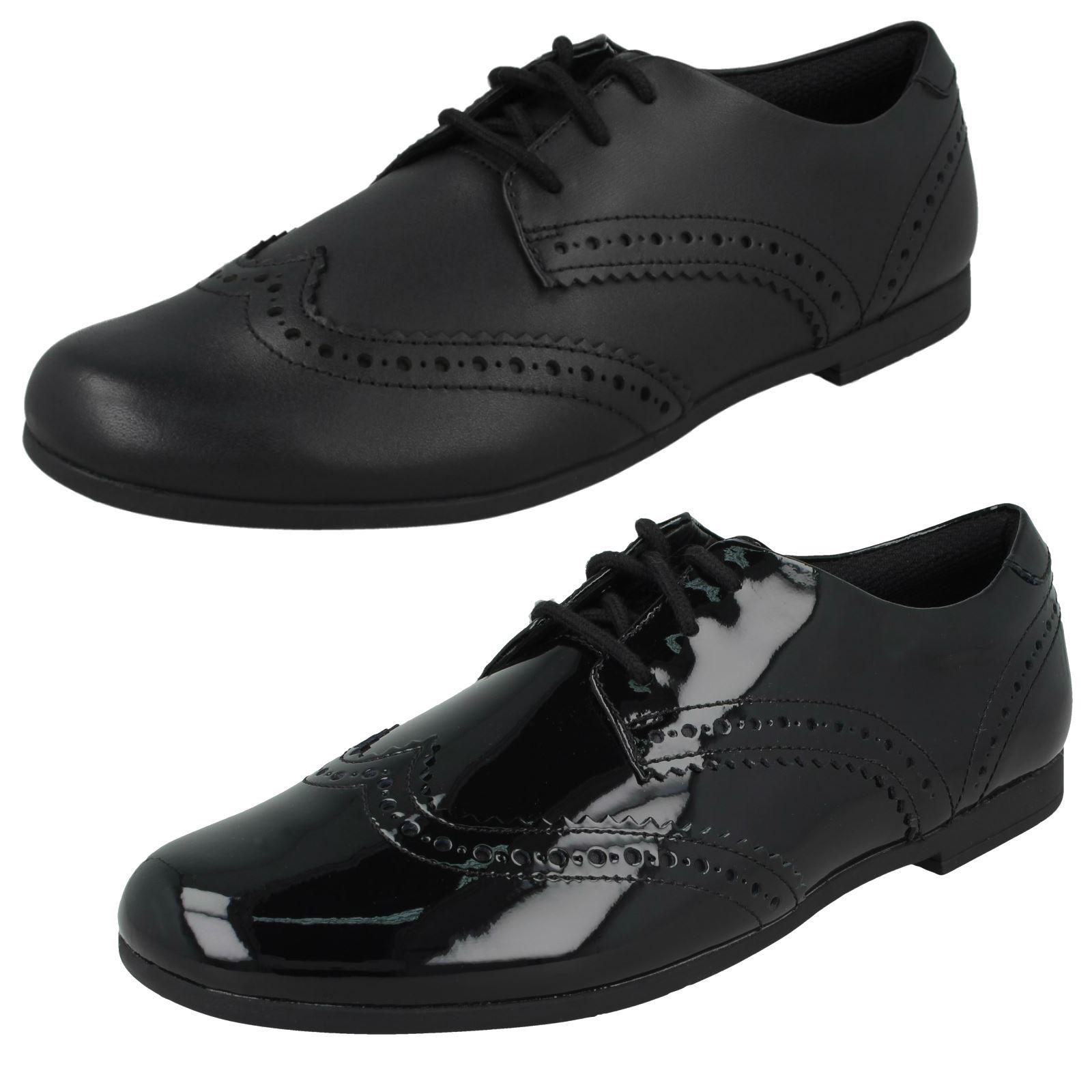 Filles Clarks Formal//École Chaussures-Scala chercher