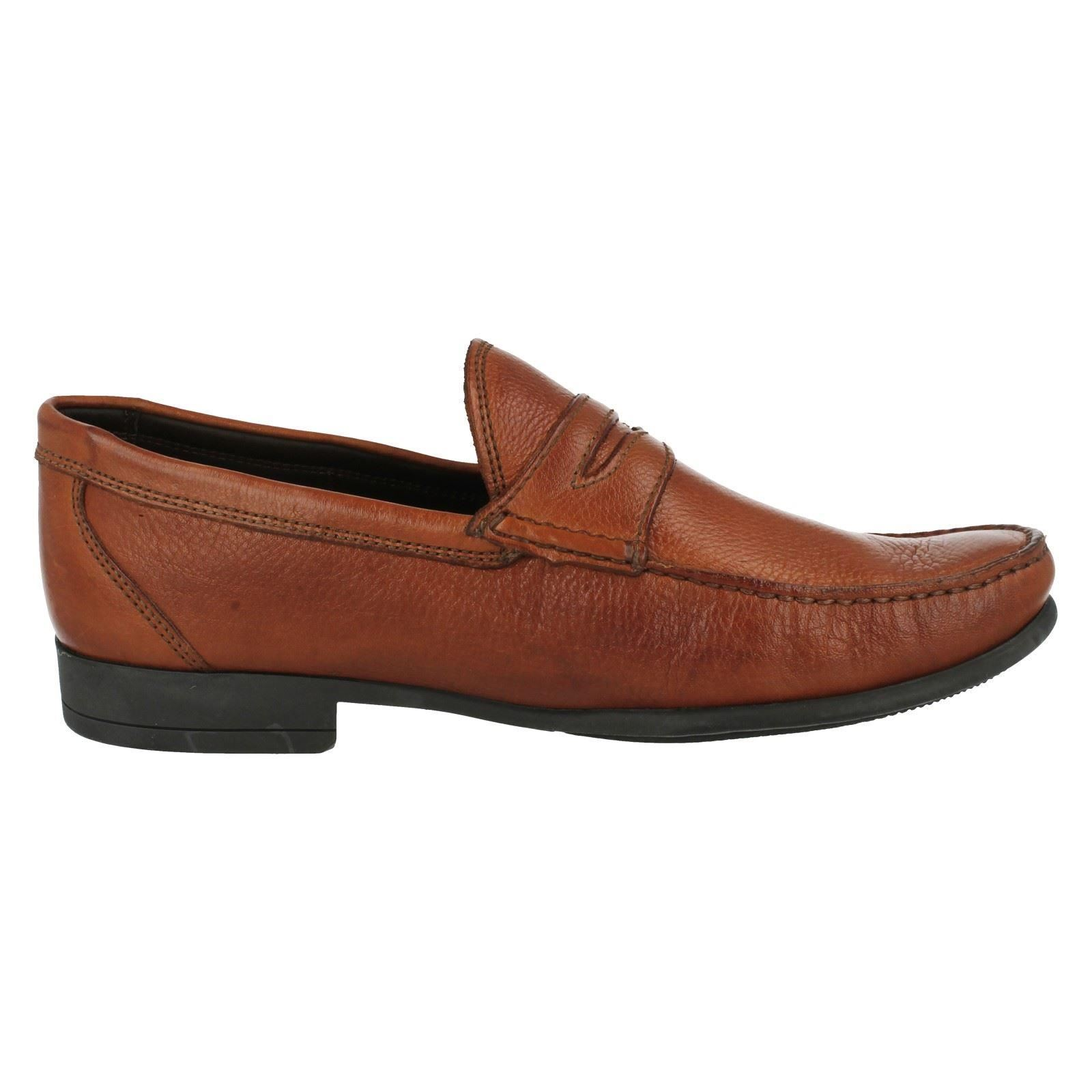 Floater marrone Tan Mens Toast Castelo Anatomic Loafers Smart x4fw0YqA