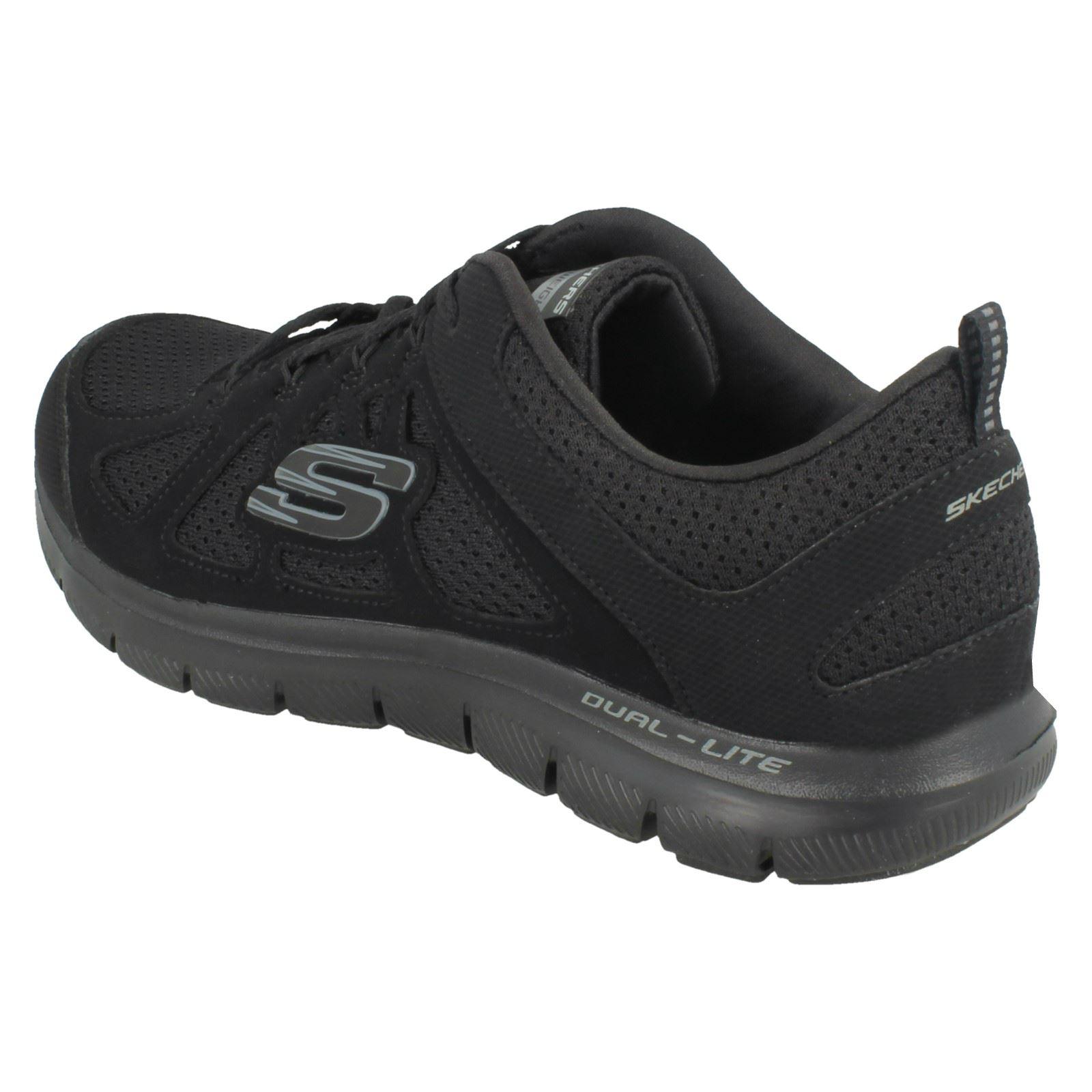 'simplista' oras Negro Skechers Se Entrenadores ngSvzw0Pzq