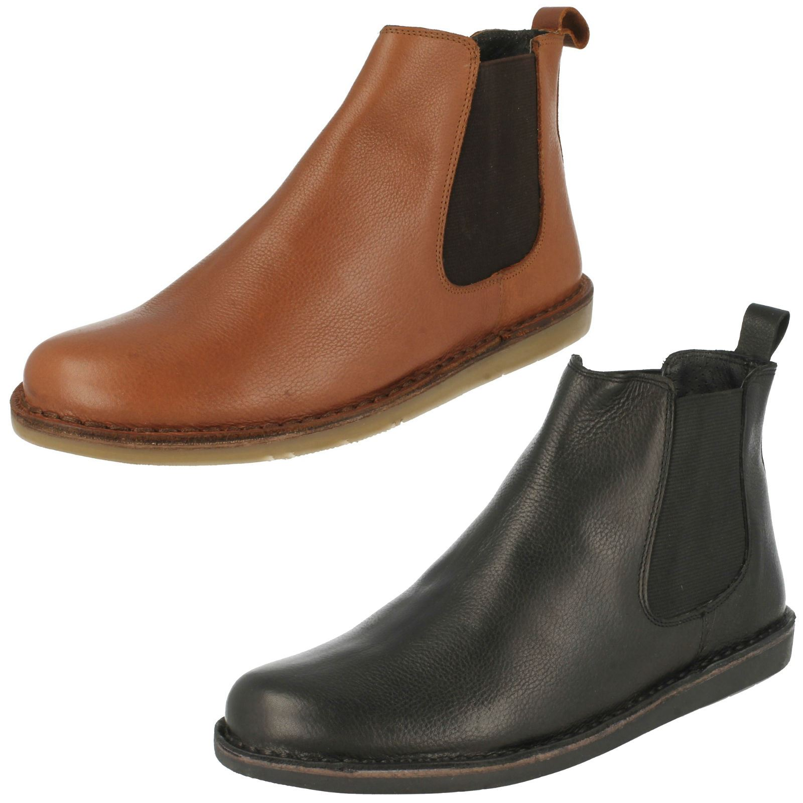 Mens Padders Jez Pull On Chelsea Boots