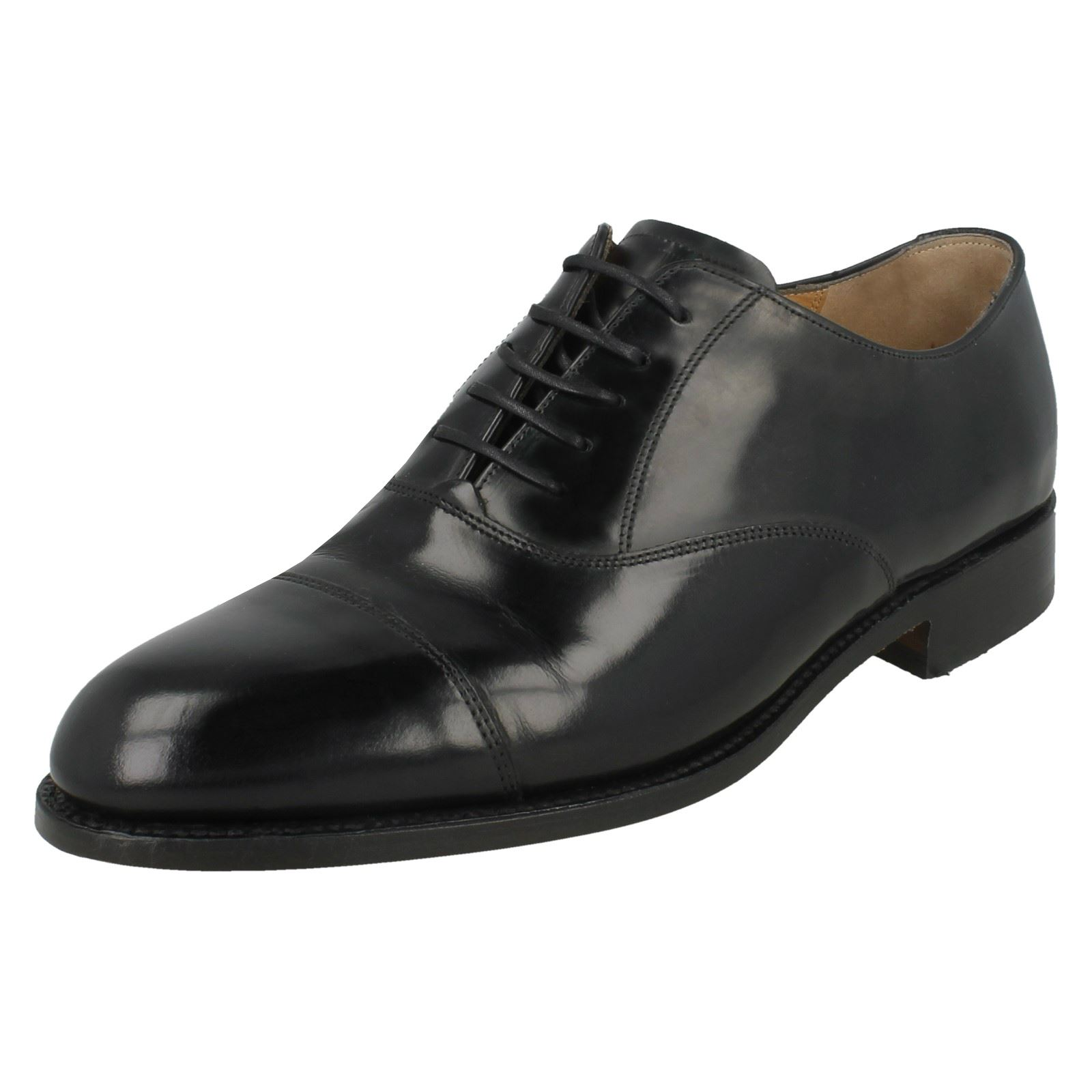 Uomo Barker Formal Lace Up Schuhes Arnold