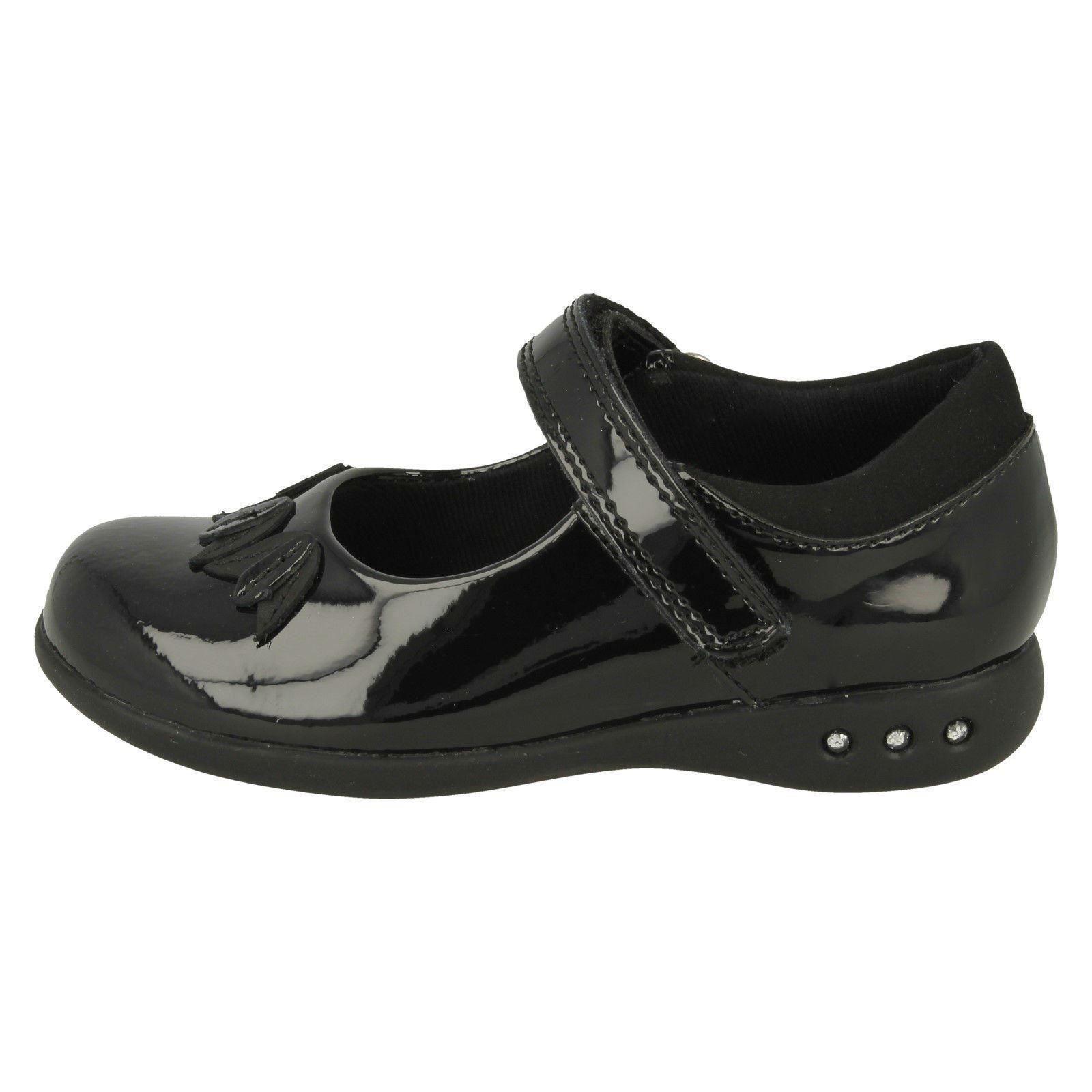Kleidung & Accessoires Clarks Girls School Shoes Prime Step Schuhe Für Mädchen