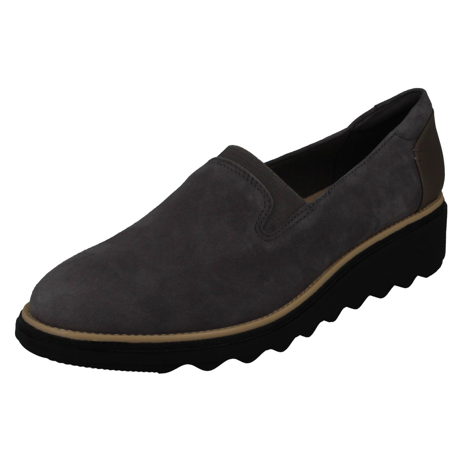Sin Cordones Mujer Zapatos De Formales Clarks Detalles Muñequita' 'sharon ymwvn0PN8O