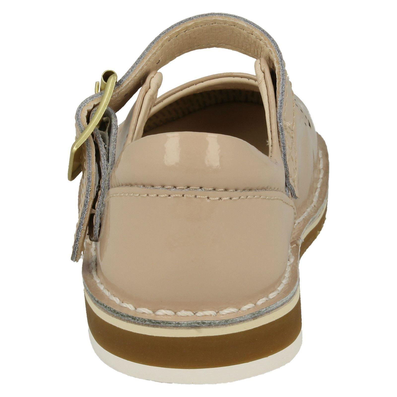 Girls Clarks Casual Shoes Yarn Jump