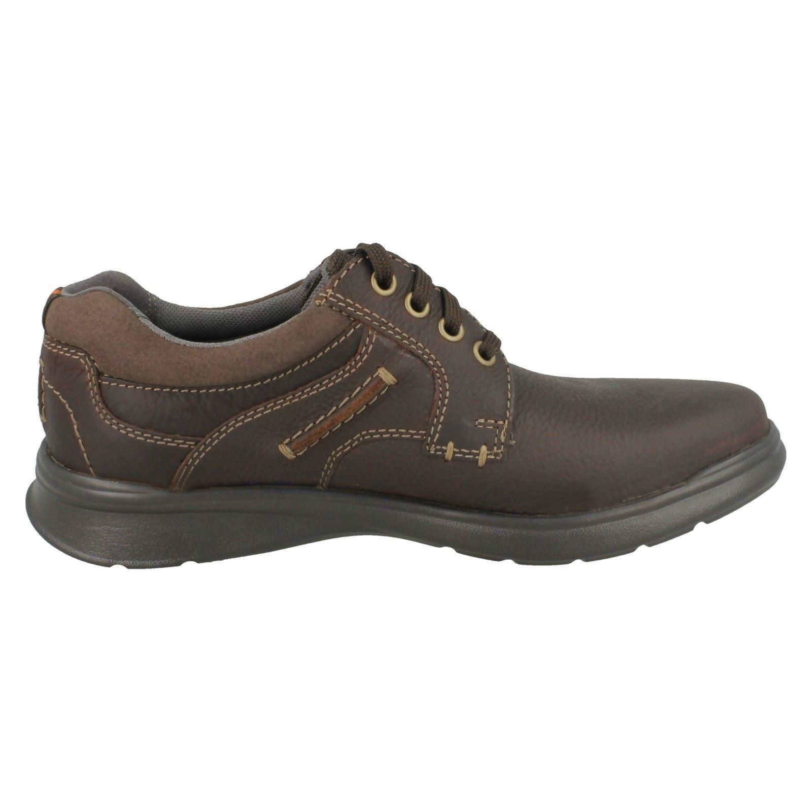 Mens Clarks Casual Shoes Shoes Casual *Cotrell Plain* f766df