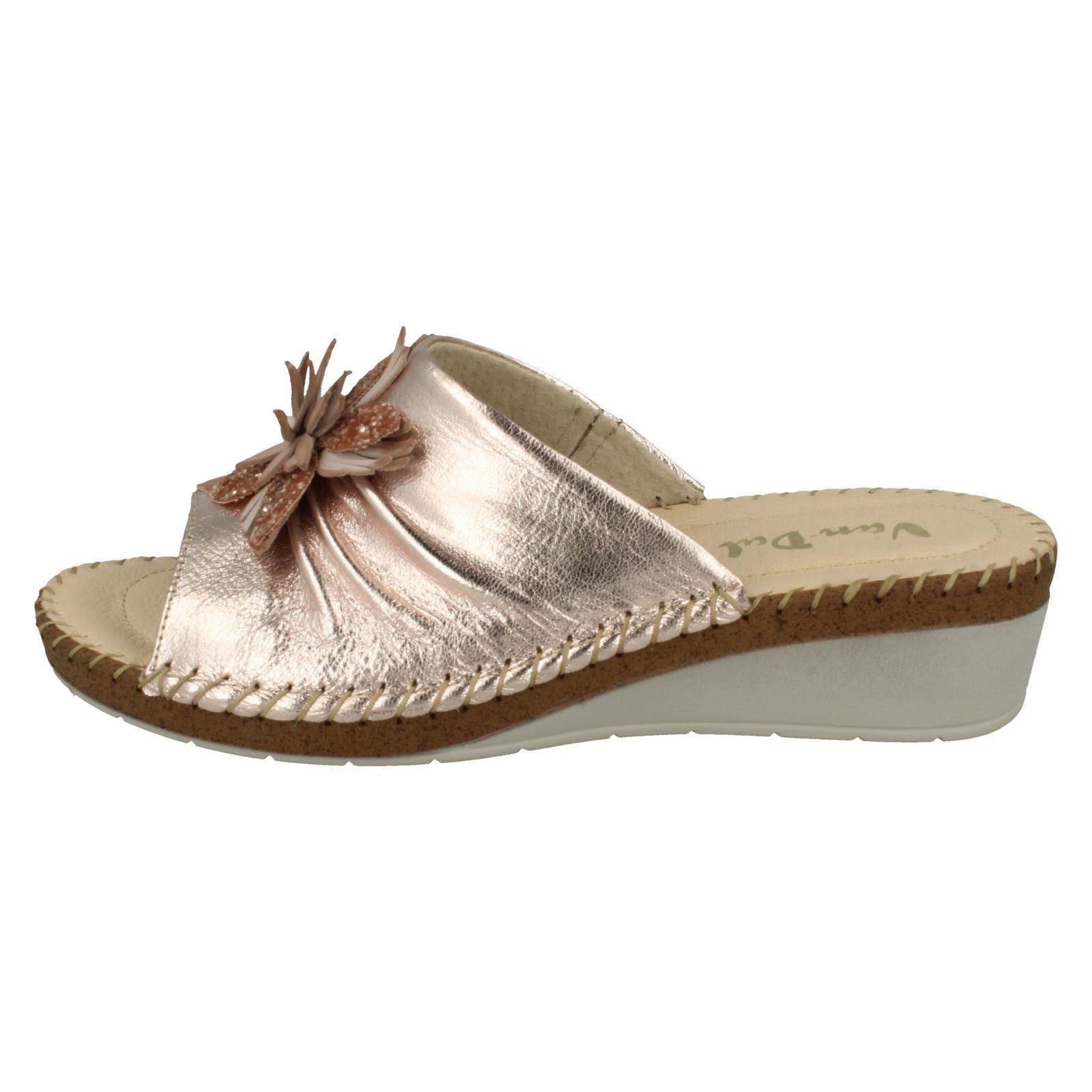 Ladies-Van-Dal-Wedge-Heel-Mule-Sandals-039-Banks-039 thumbnail 5
