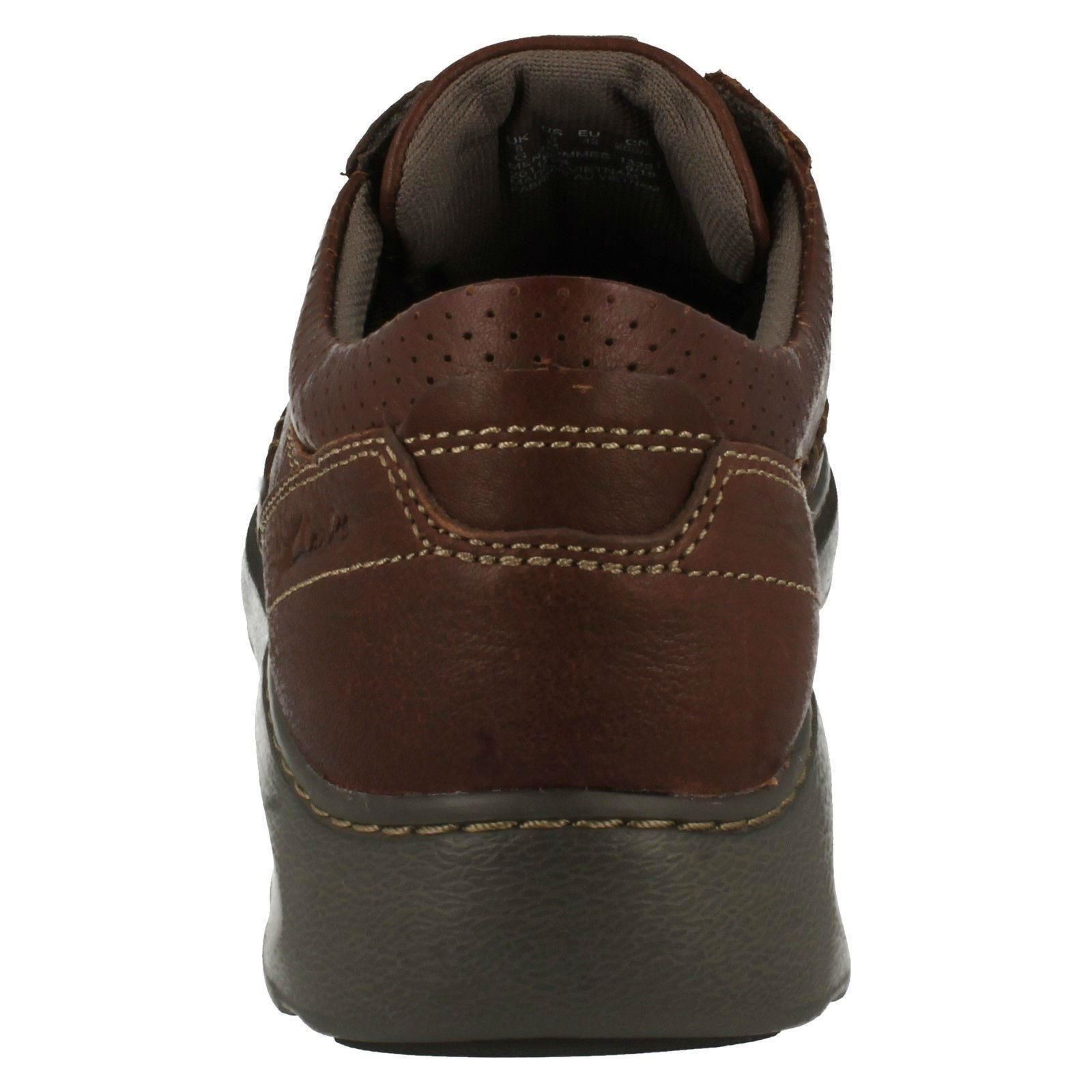 Mens Clarks Charton Vibe Casual Lace Lace Lace Up Shoes 7da4ac