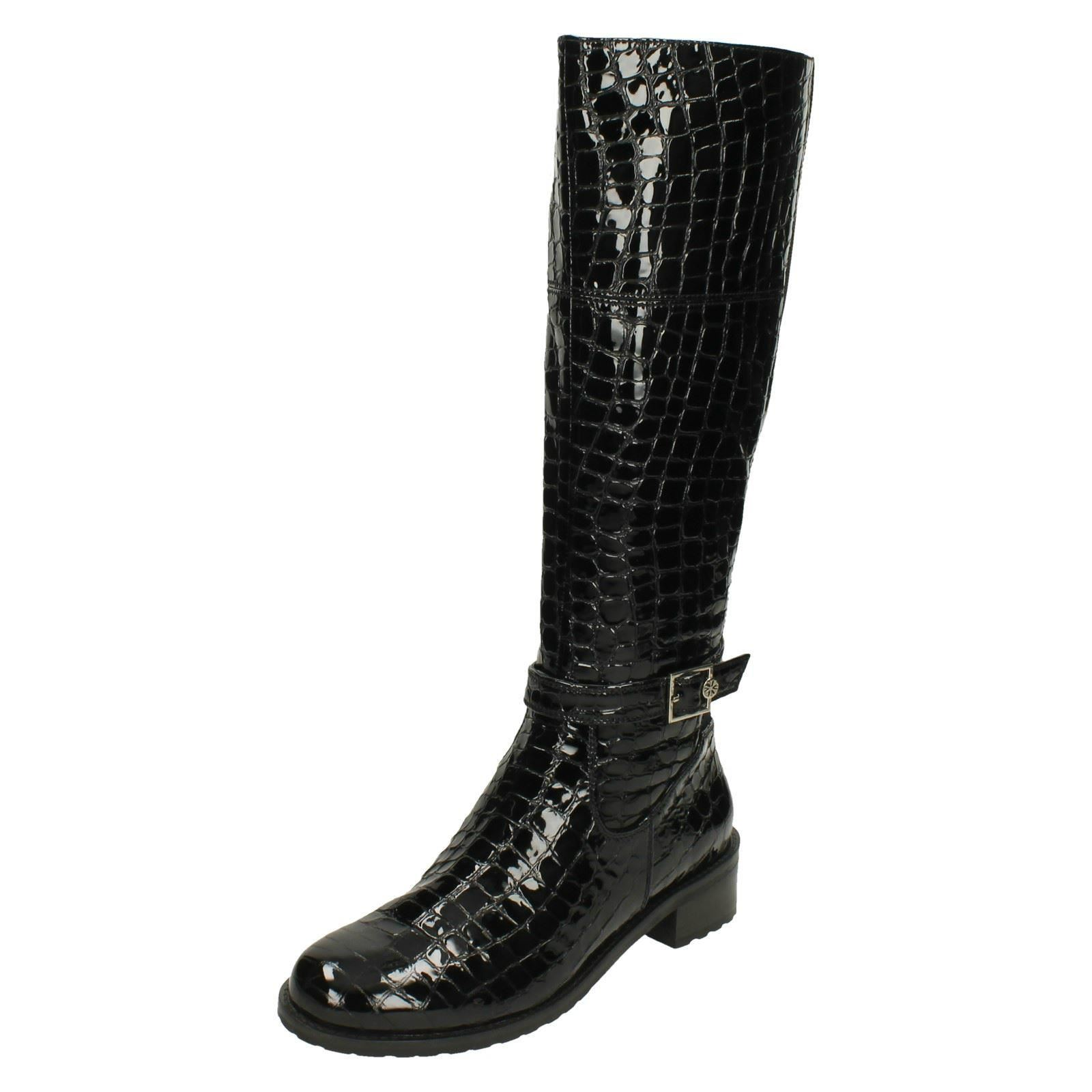Grandes zapatos con descuento Ladies Van Dal Knee High Boots - Shelby