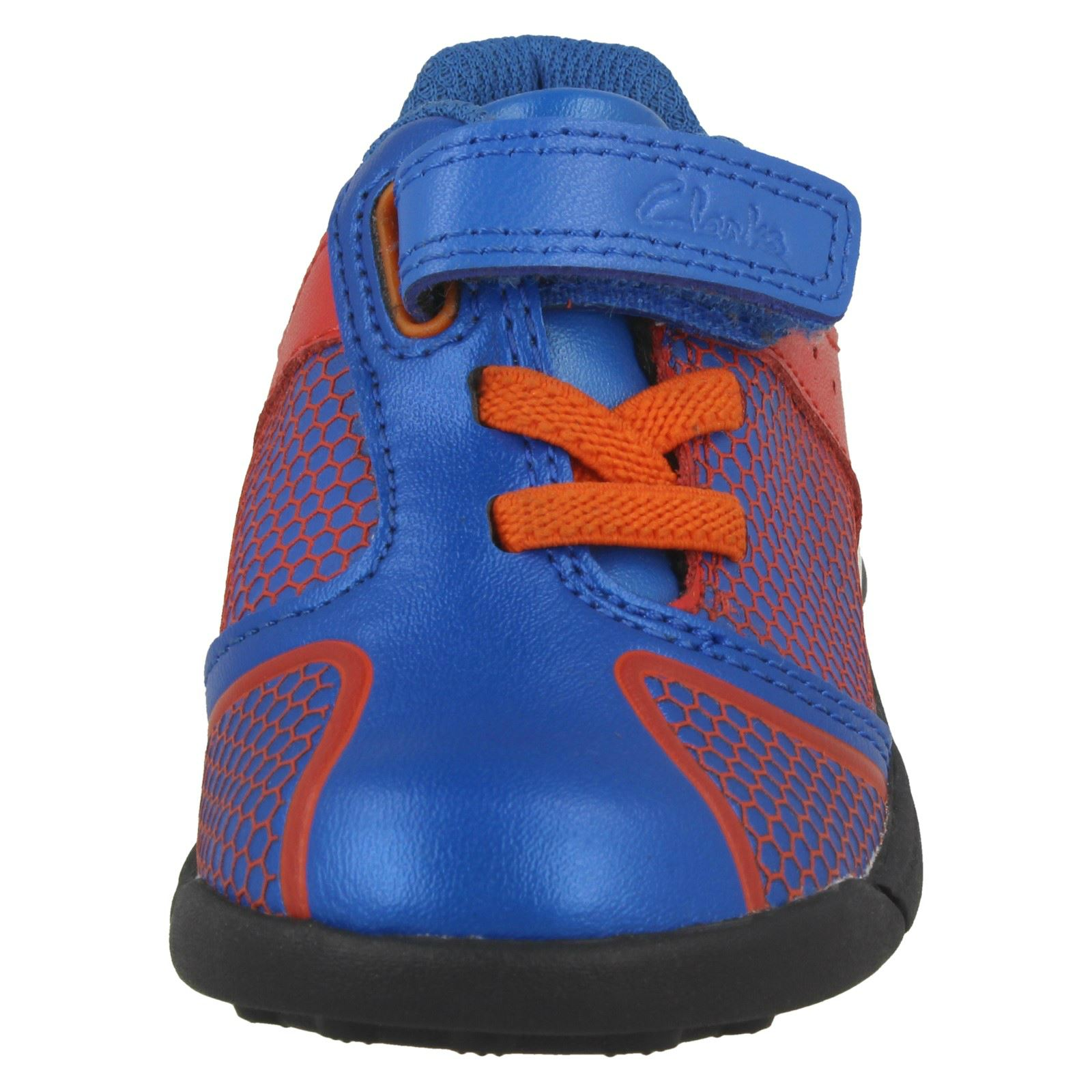 Boys Clarks First Trainers /'In Field/'