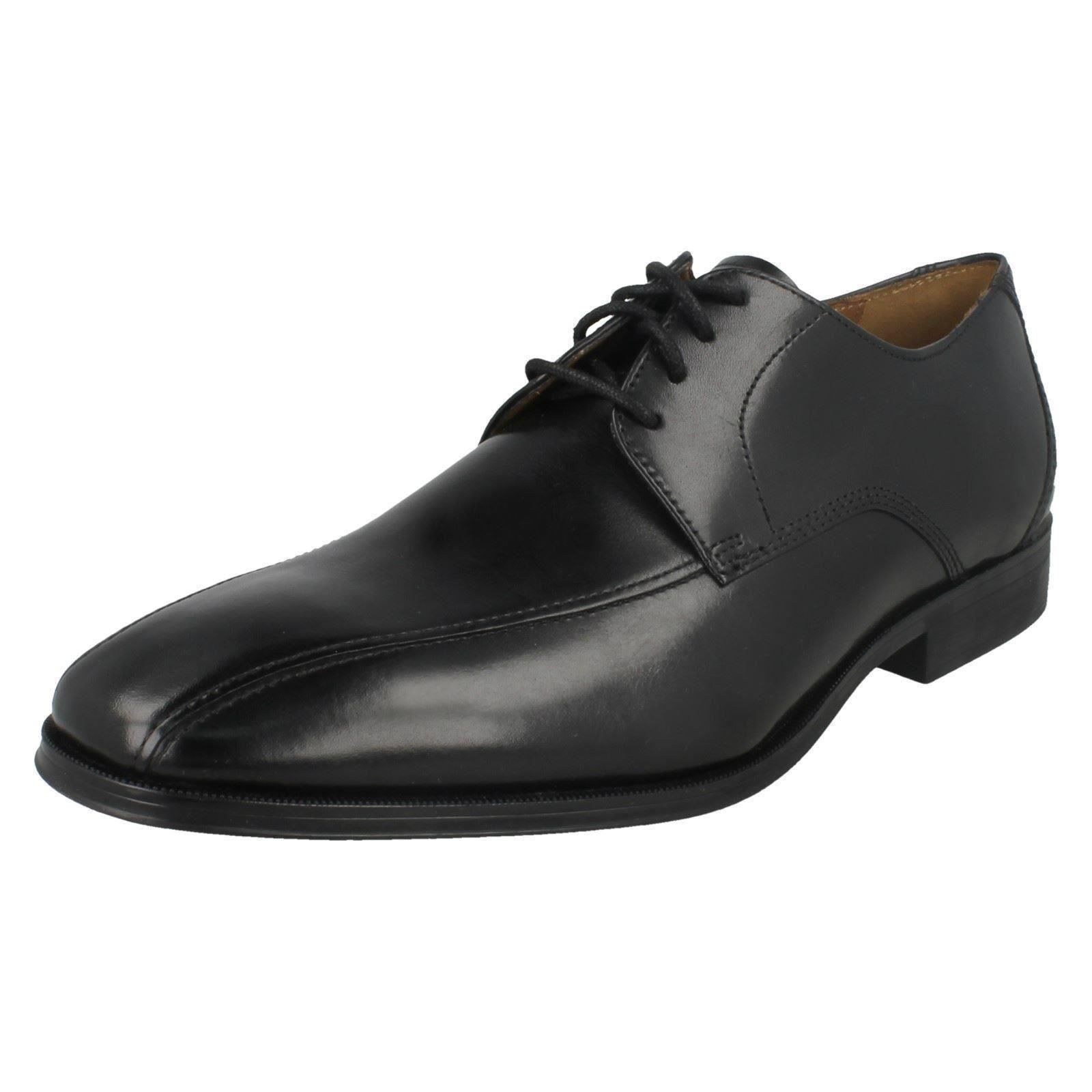 Mens Clarks Formal Lace Up Formal Clarks Schuhes Gilman Mode 93d8b6