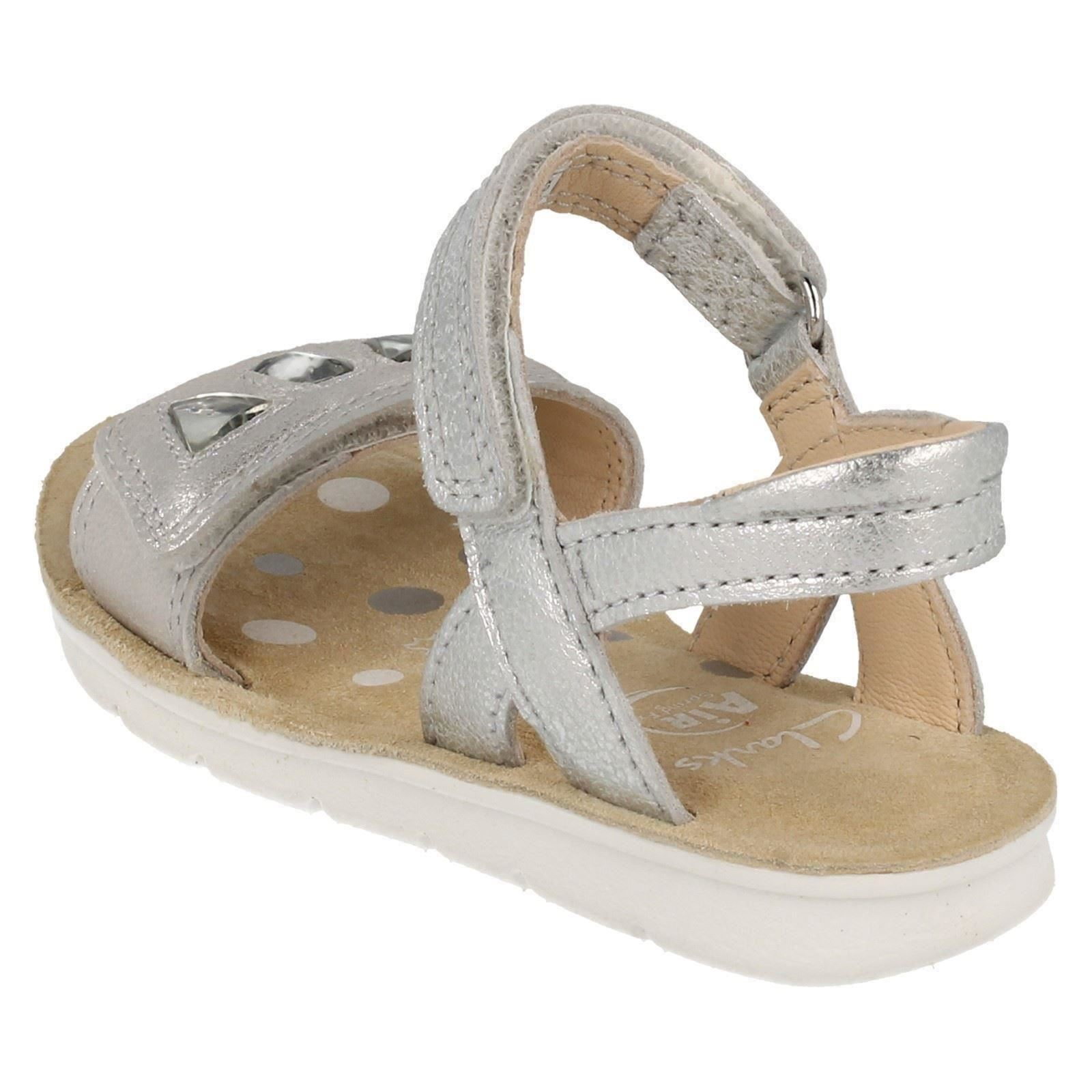 Girls Clarks Casual Summer Sandals Mimomagic Ebay