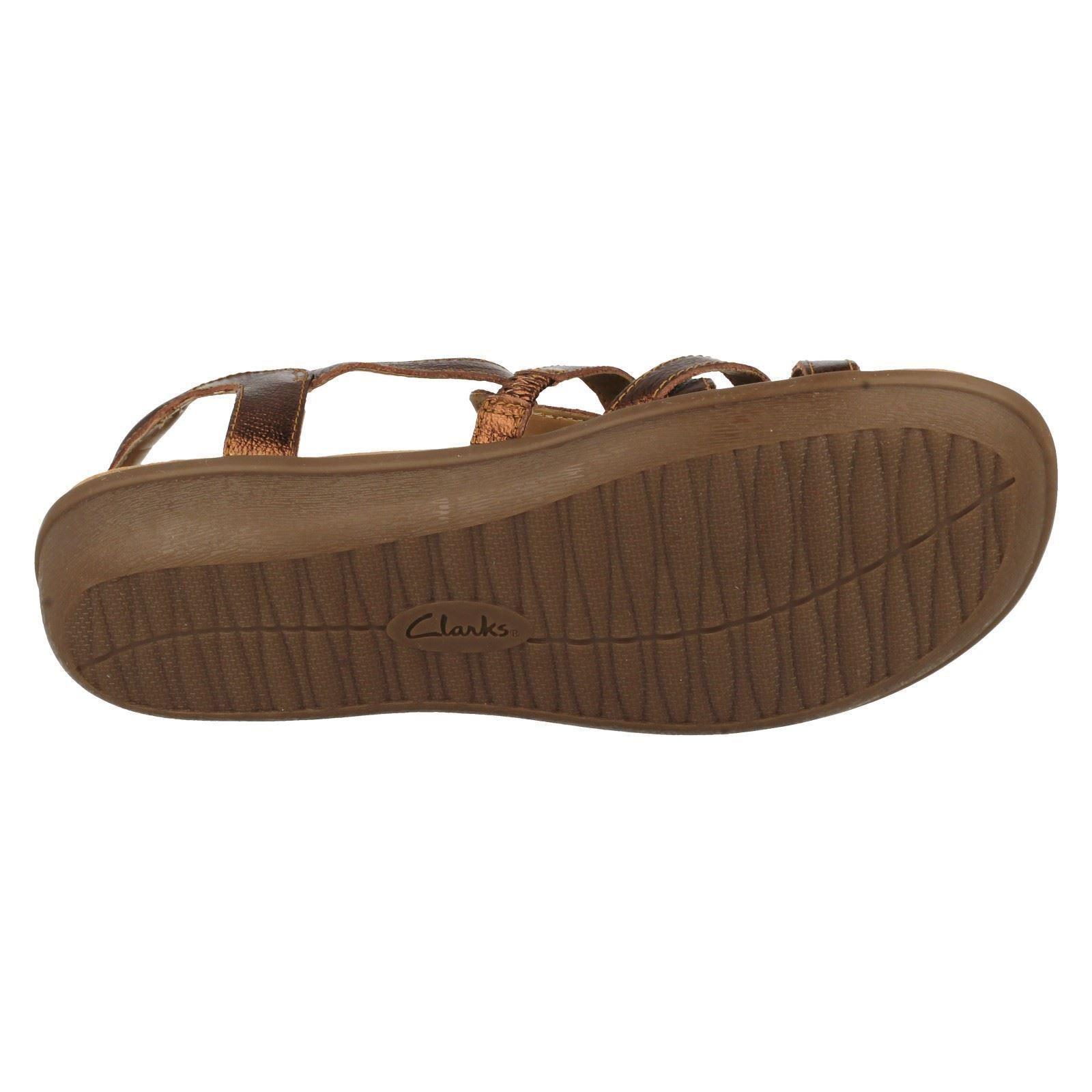 1a62e2fa58a Womens-Clarks-Gladiator-Style-Sandals-Manilla-Bonita thumbnail 16