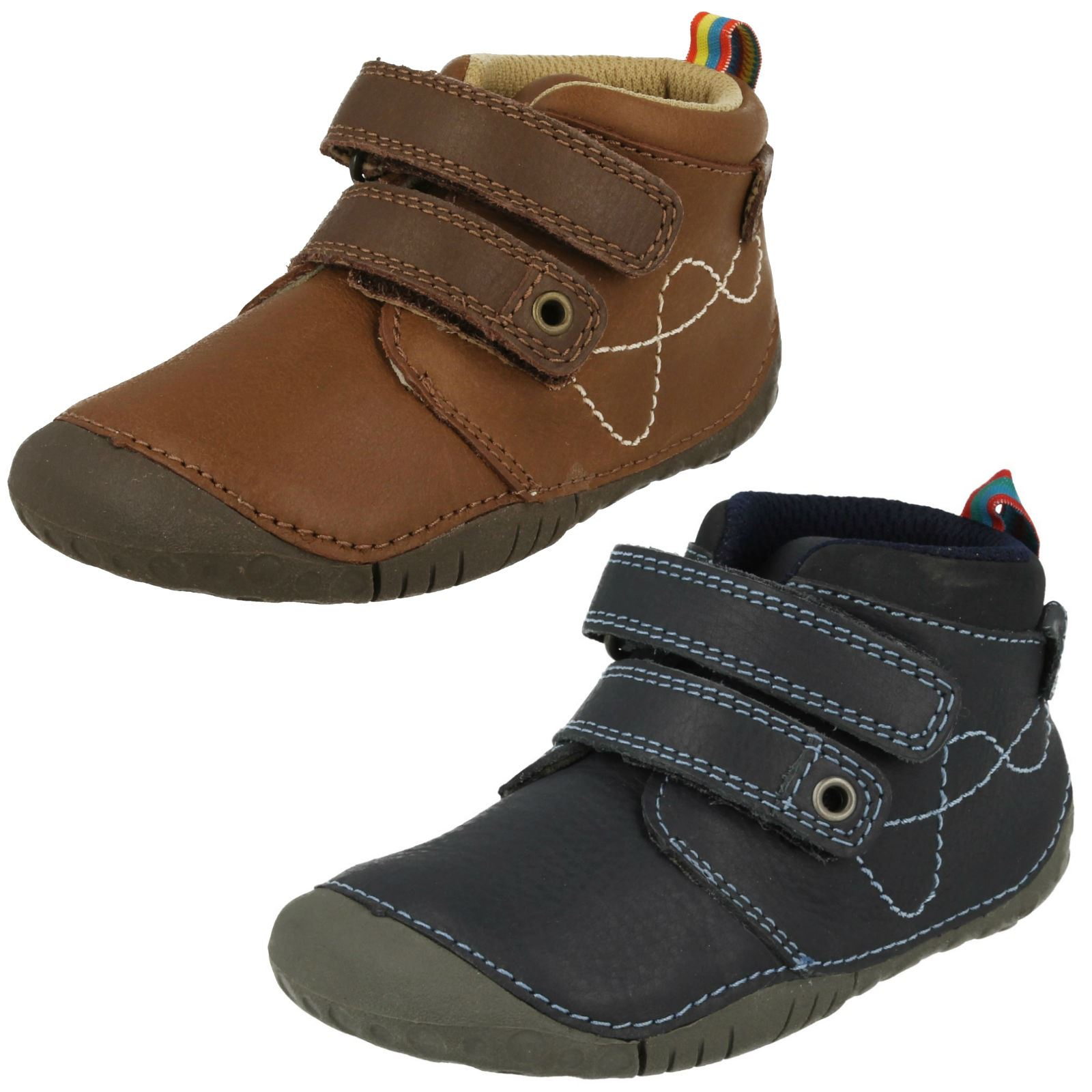 Boys Startrite Pre-Walkers Boots 'Noah'
