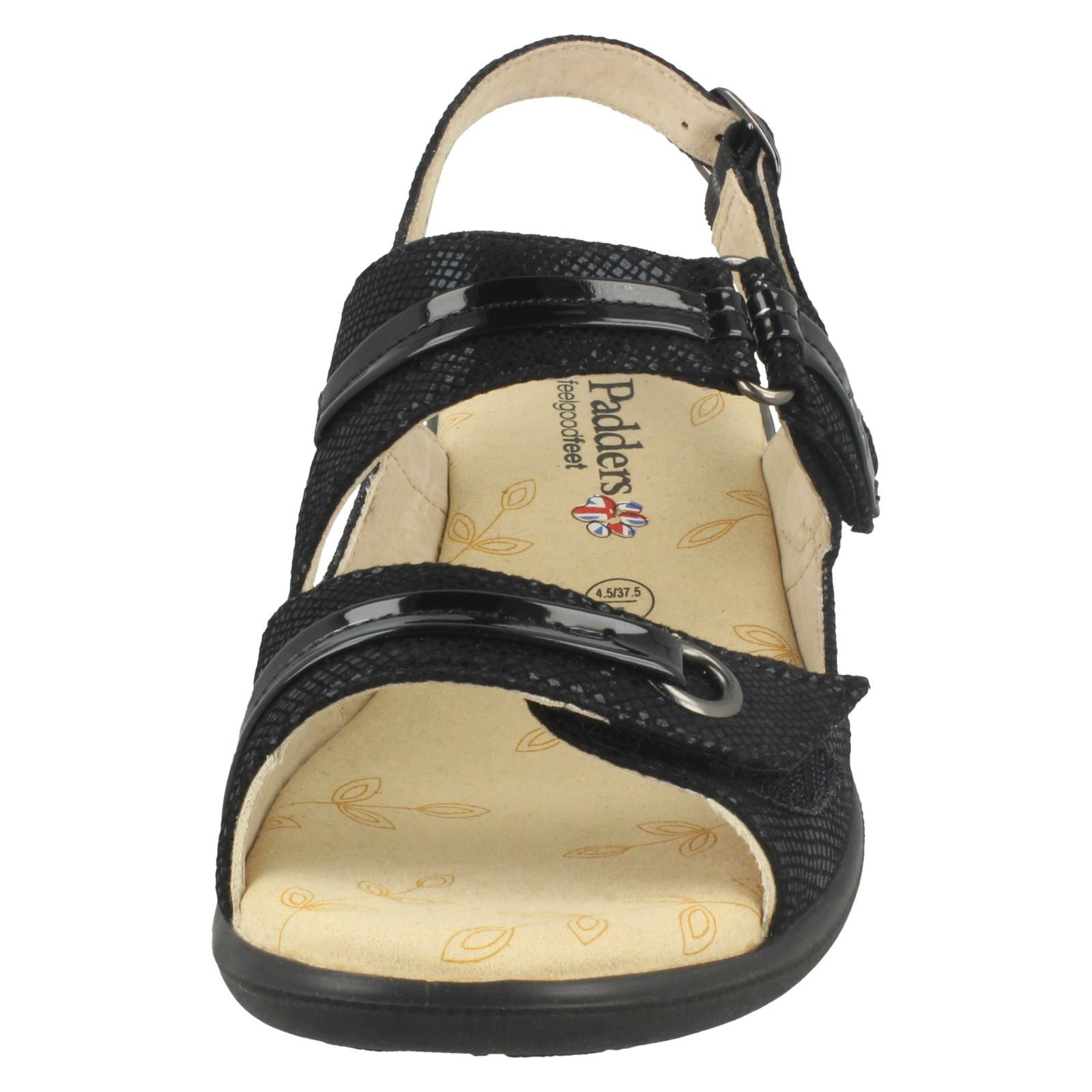 Donna Donna Donna Padders Patience Sandali Casual 881e9b