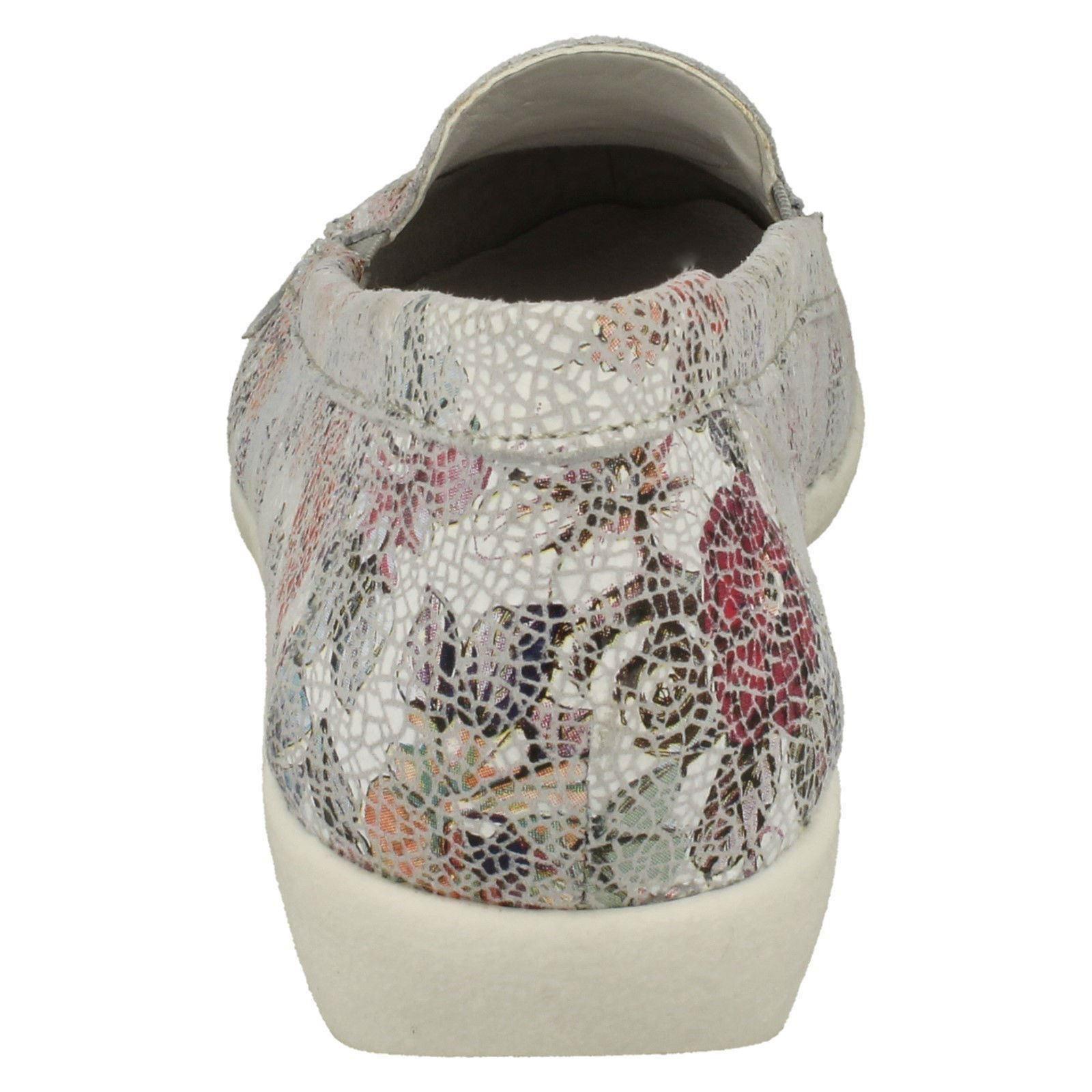 Remonte Multi D1919 Ladies Slip Shoes On dZRdUFq