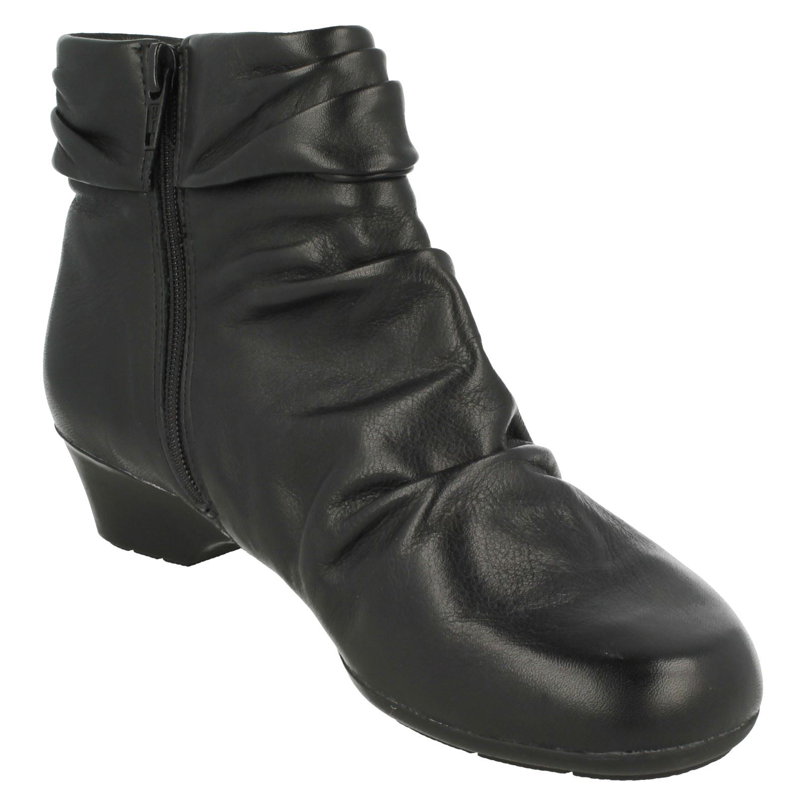 Ladies-K-By-Clarks-Matron-Ella-Ankle-Boots