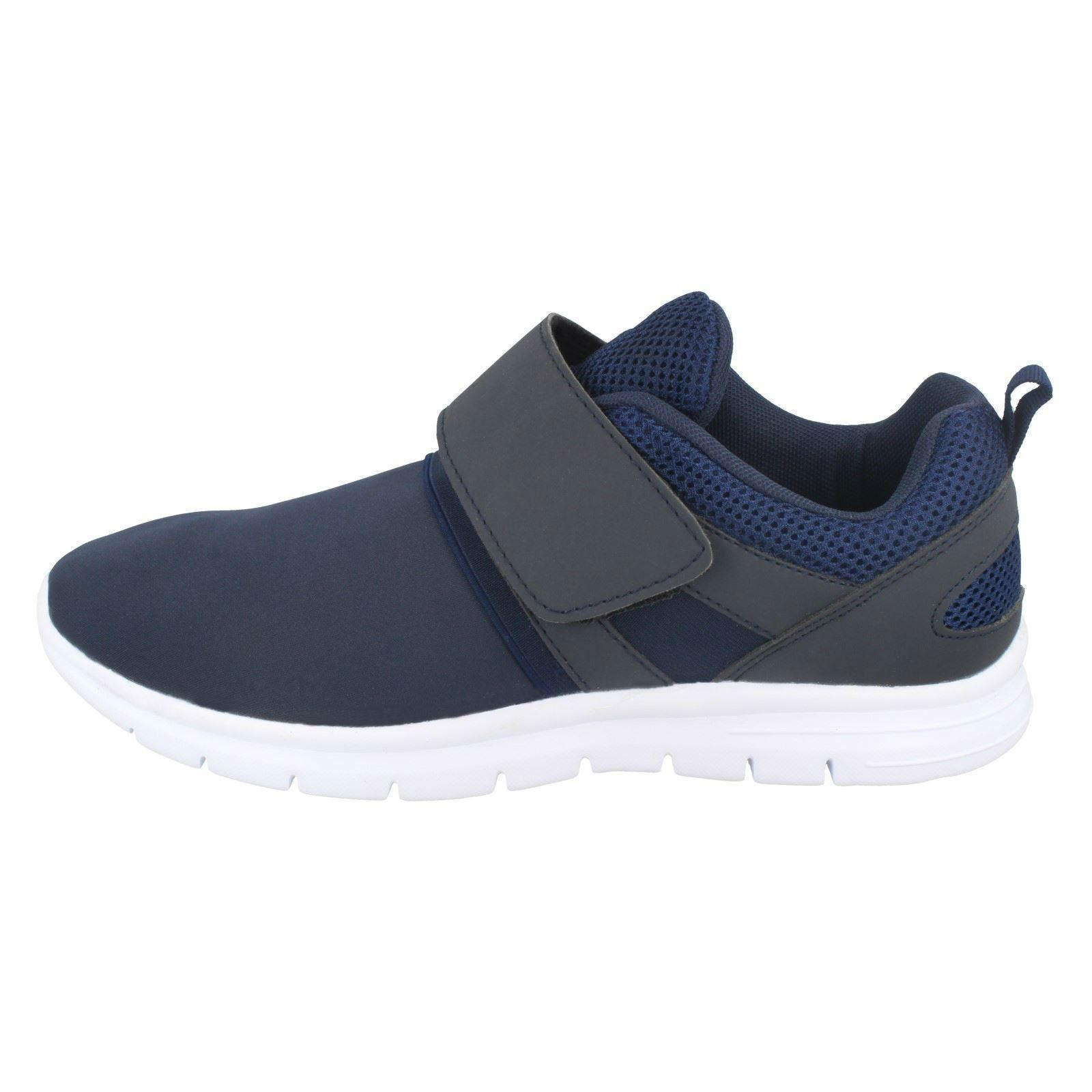 Airtech Florida Mens Ultralite Classic Casual Fitness Gym Workout Trainers Navy