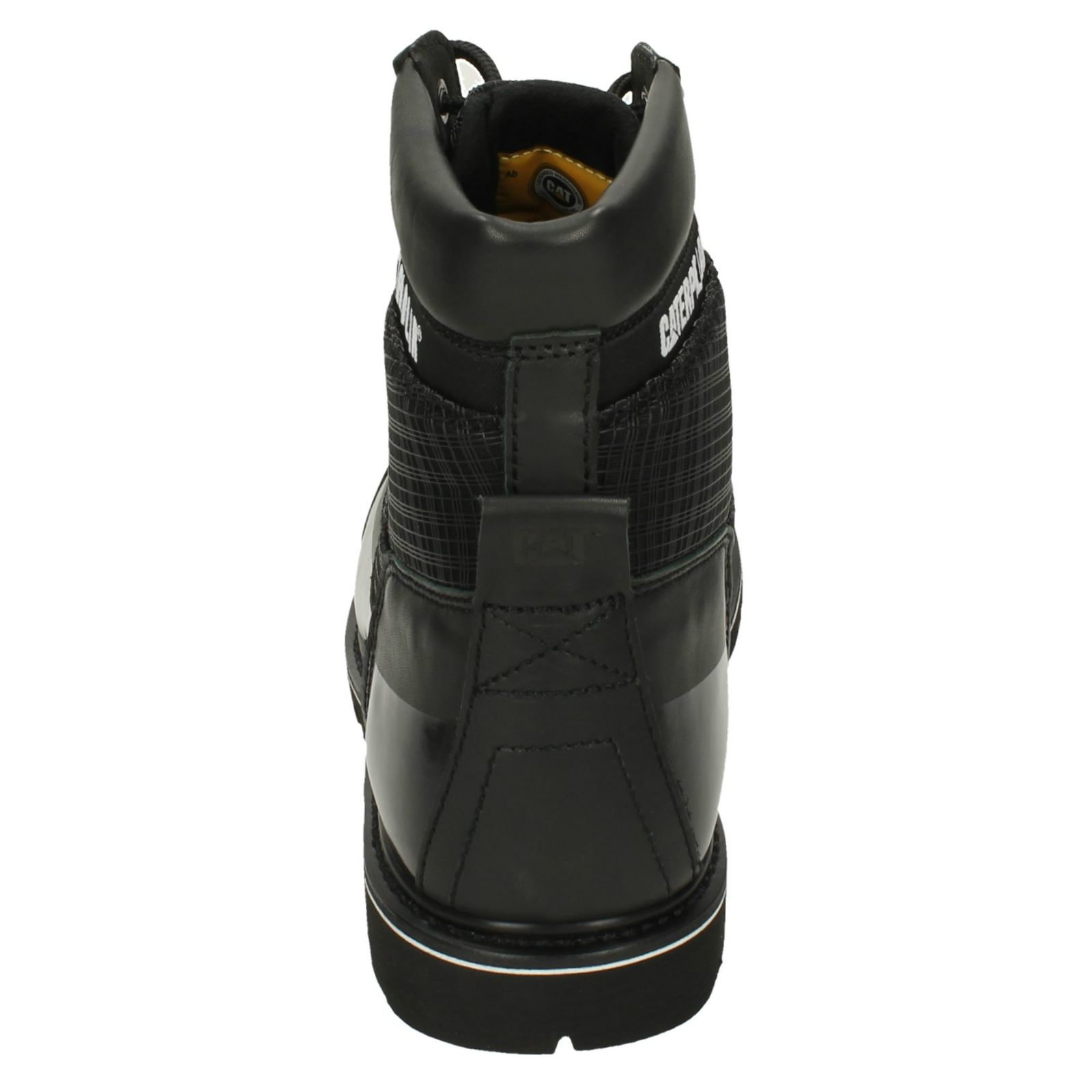 Hommes Weldon Bottines Cat Cat Bottines Noir xBqWIU