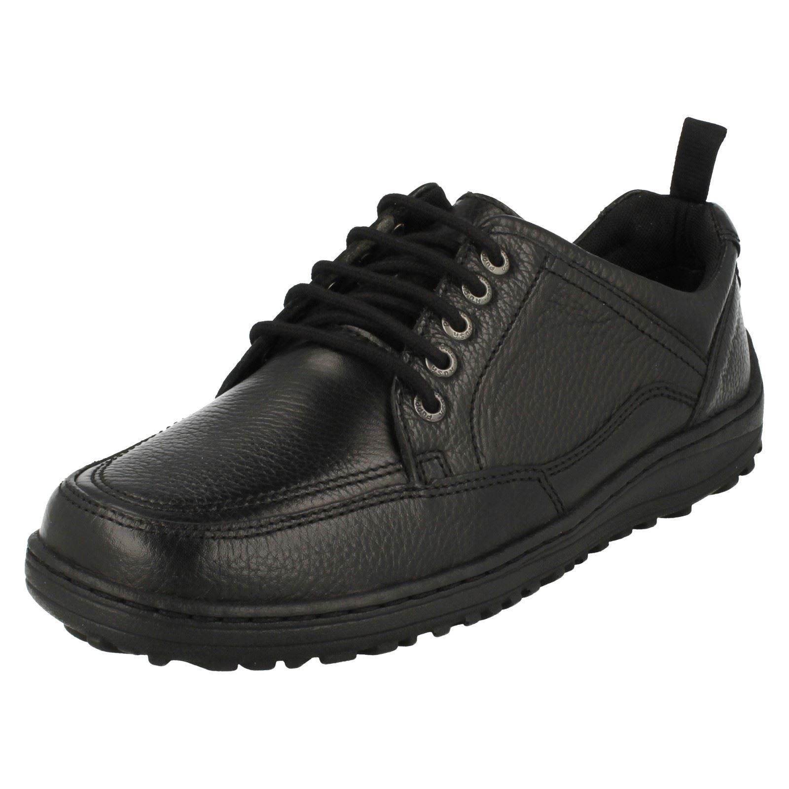 Da Uomo Hush Puppies Smart Lacci Scarpe Oxford Belfast Oxford Scarpe 0de04a