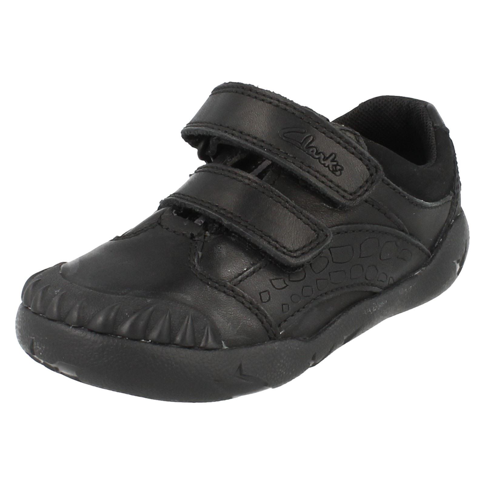 Boys Clarks School Shoes 'Rapto Boy'   eBay